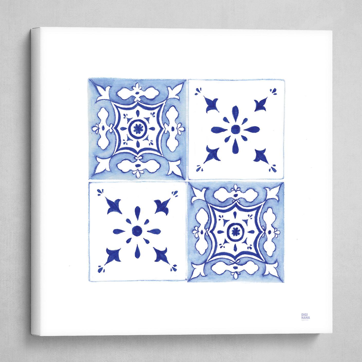 Porto's Tiles (square)