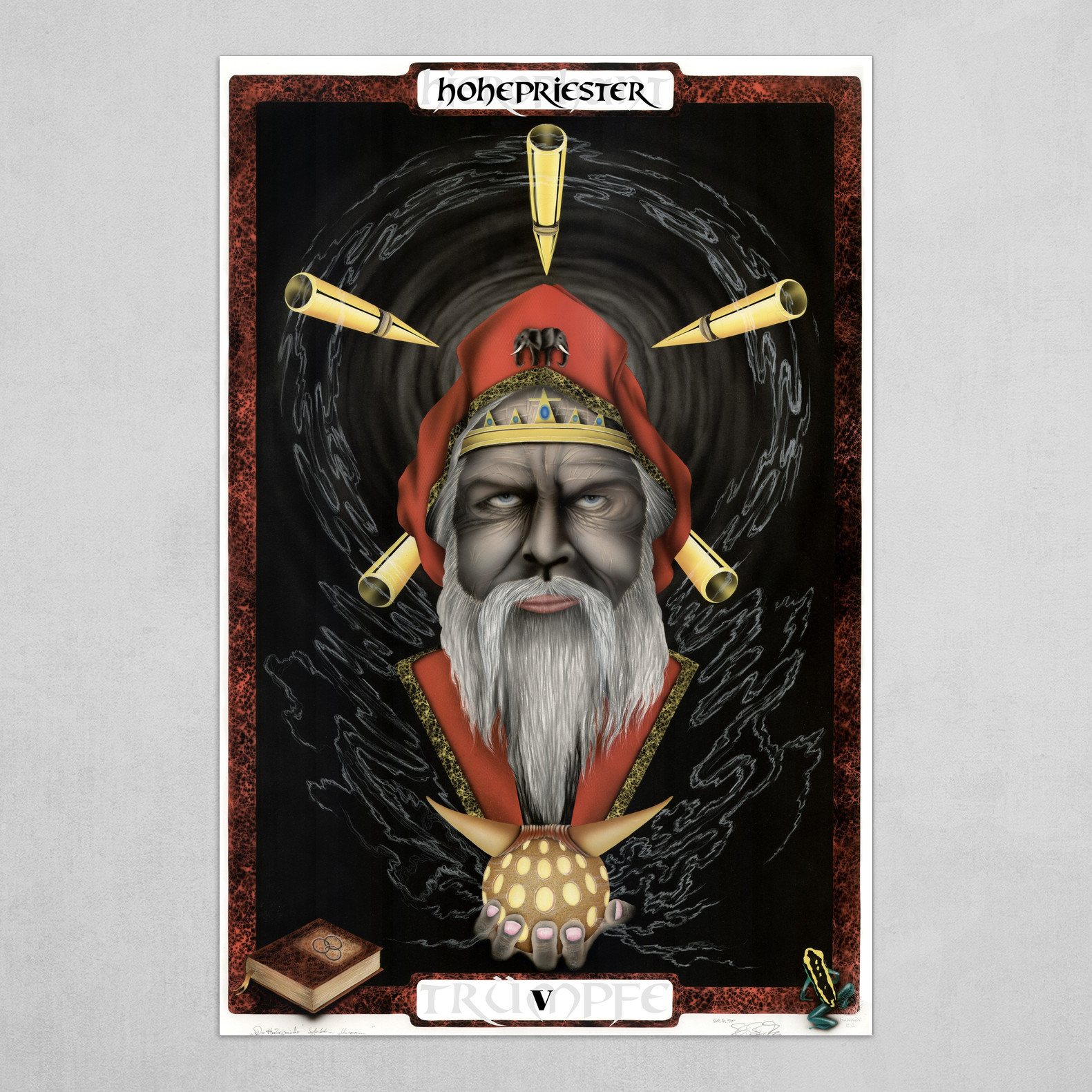 Der Hohepriester - The Hierophant