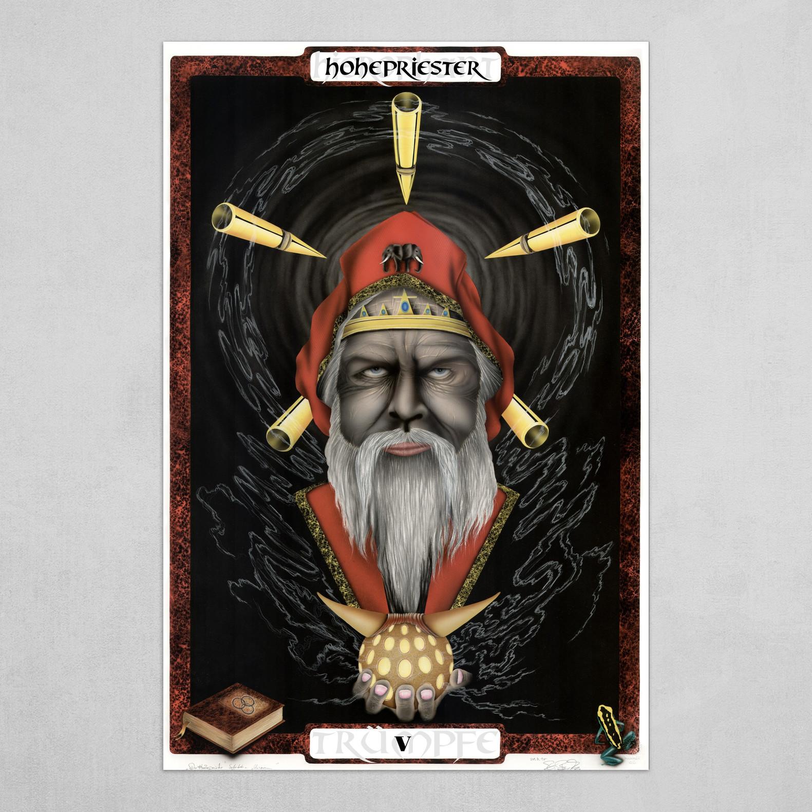 Der Hohepriester - The Hierophant