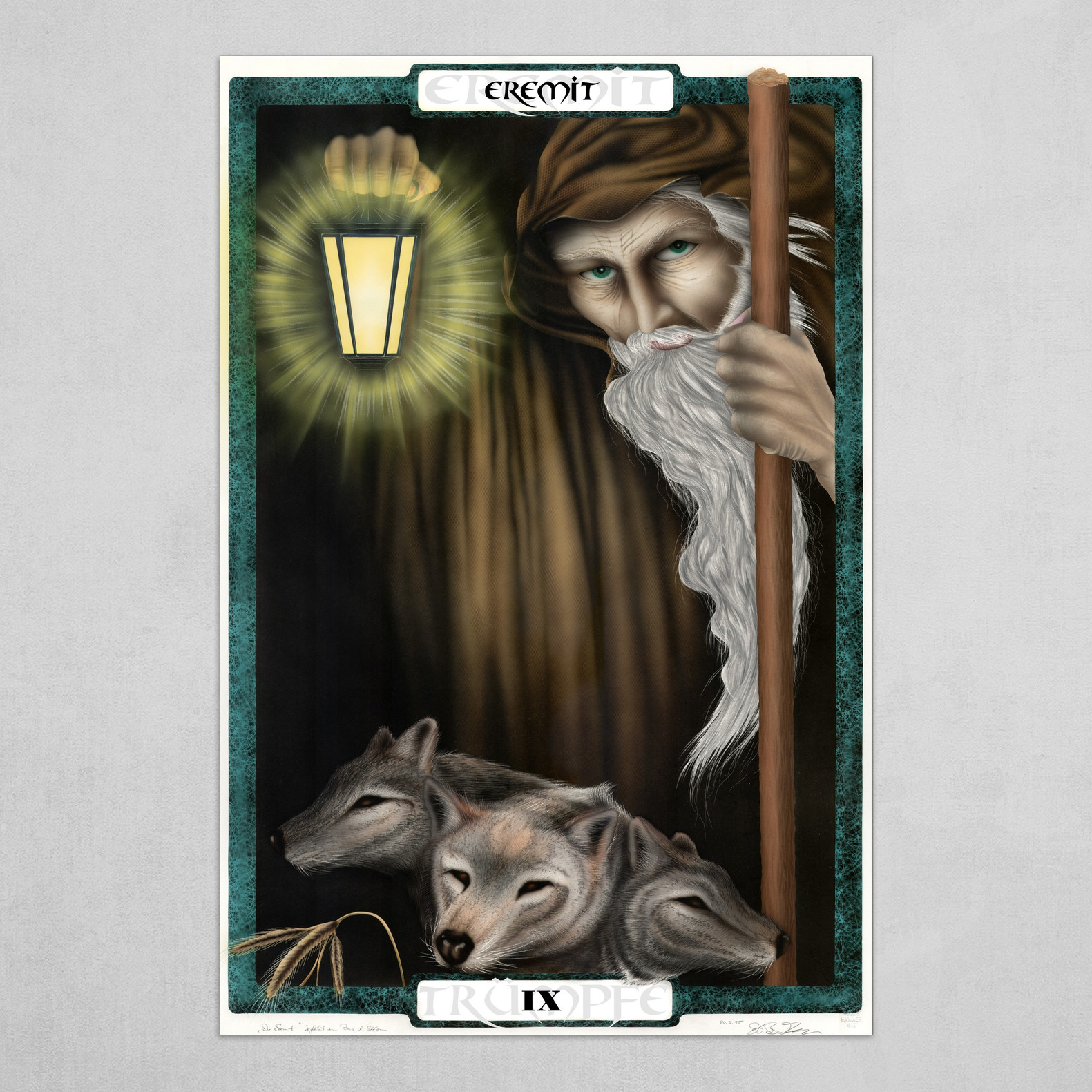 Der Eremit - The Hermit