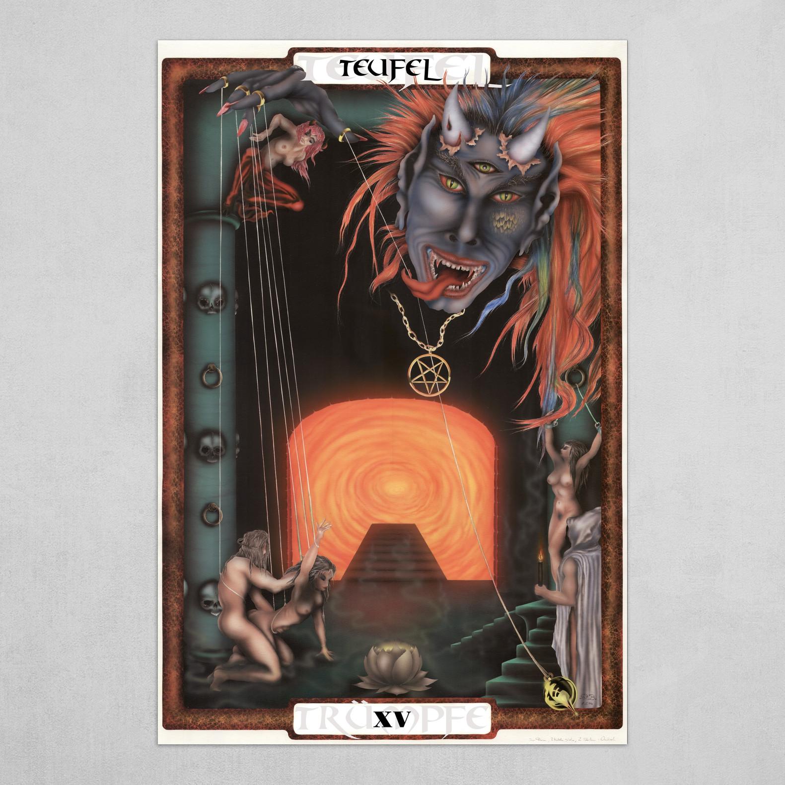 Der Teufel - The Devil