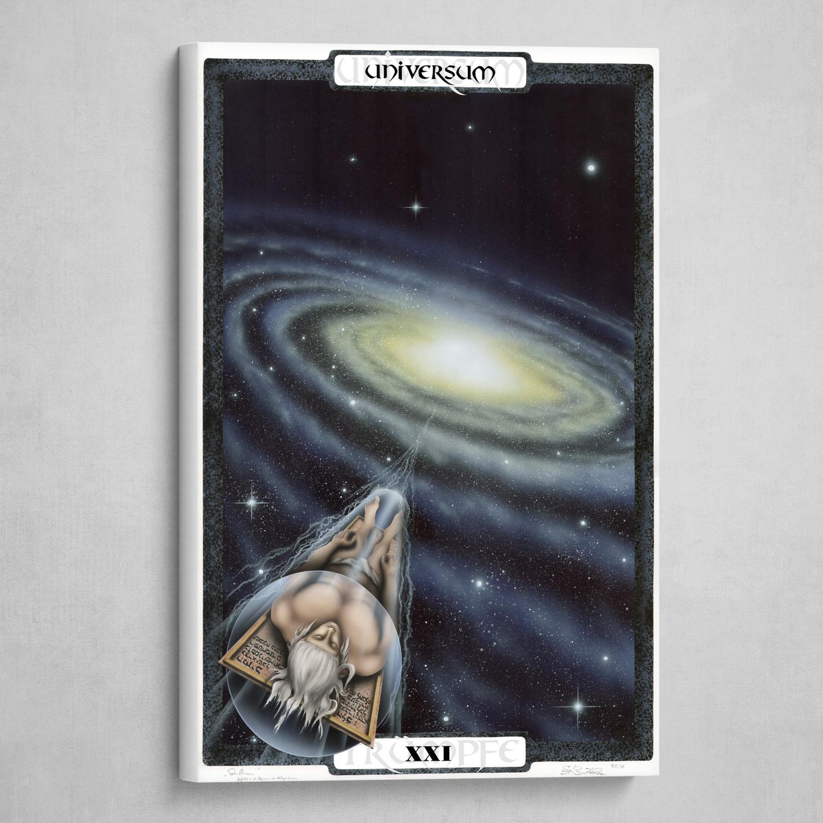 Das Universum - The Universe