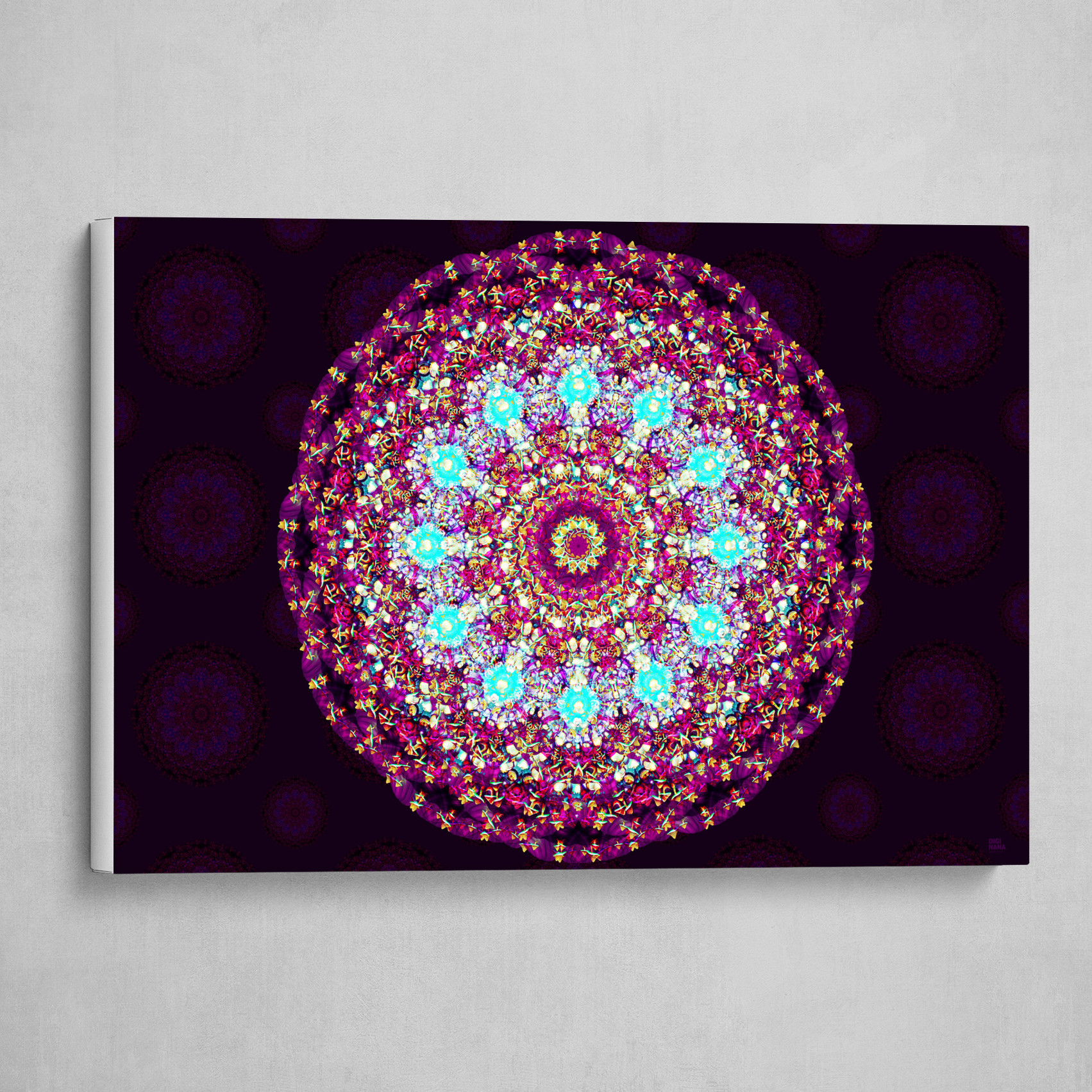 Mandala 2.0 Background (horizontal)