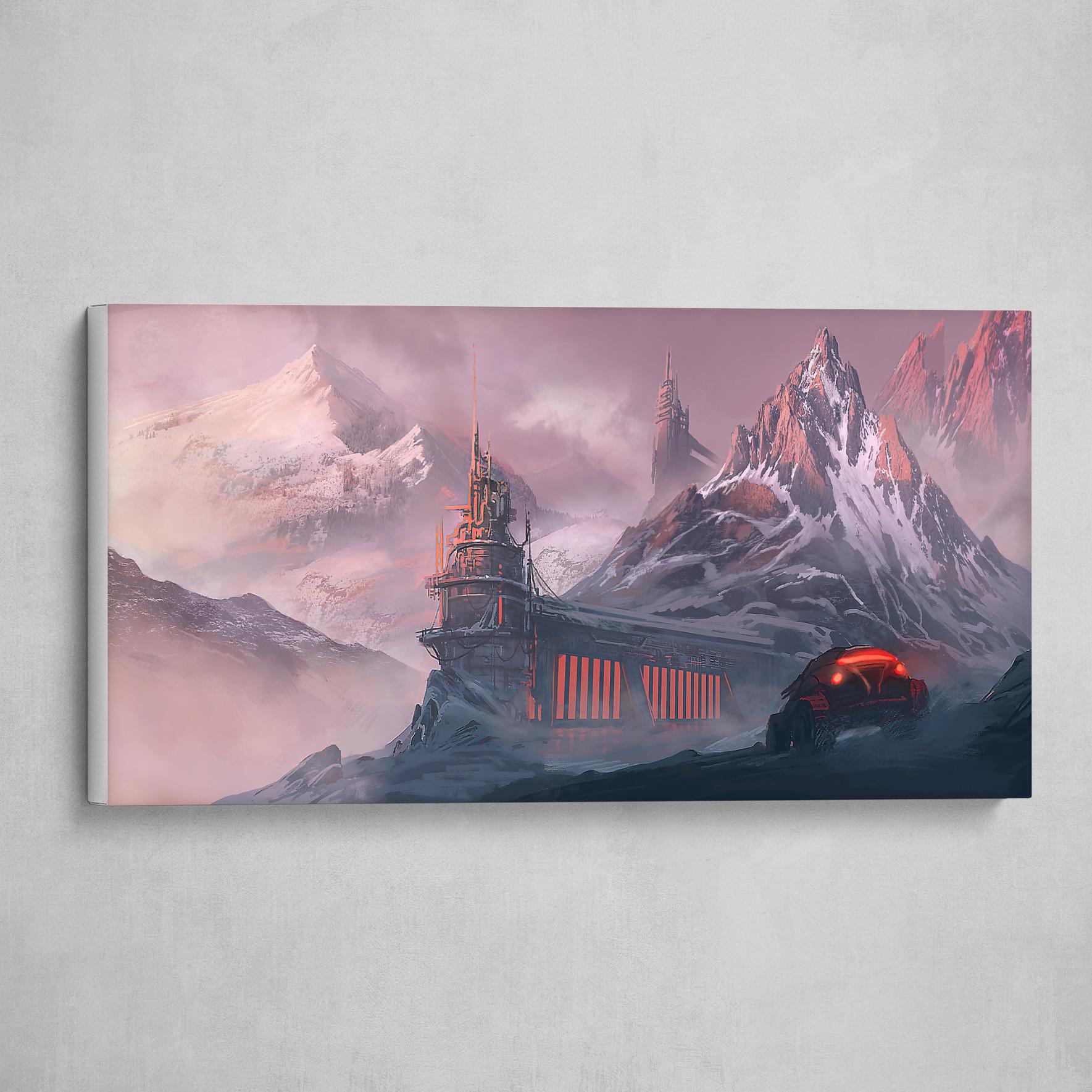 Mountains' Facility