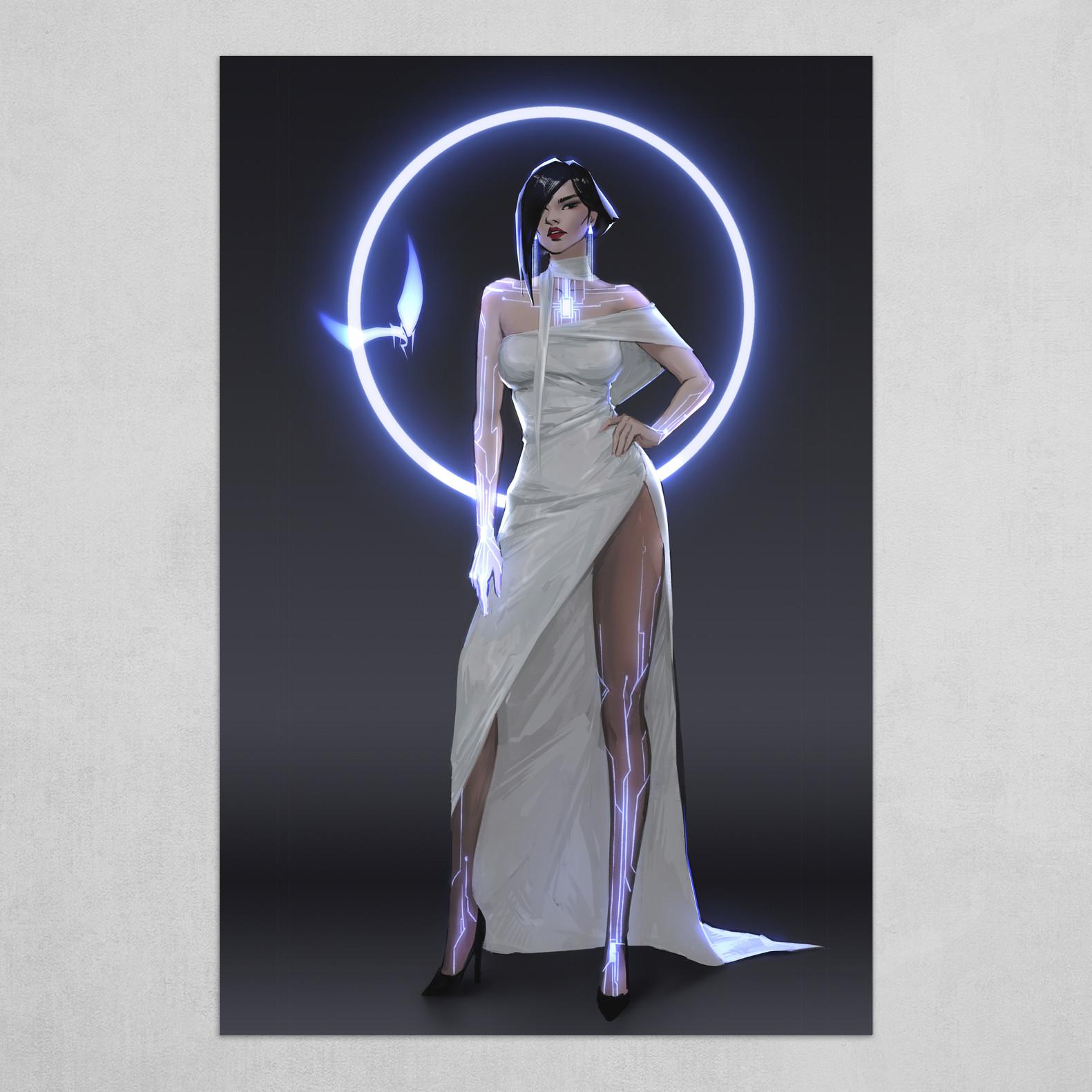 Cyberpunk - Socialite