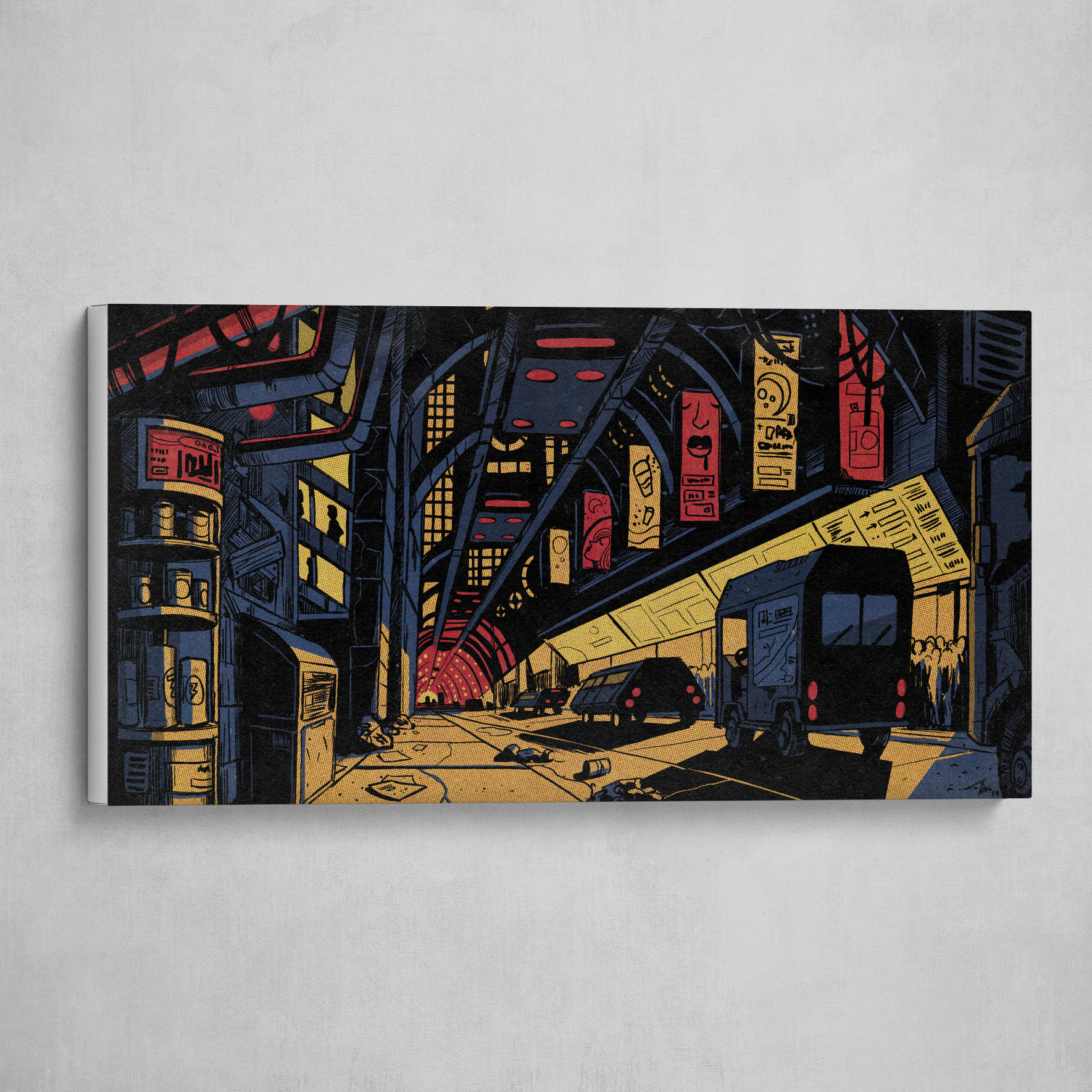 District Dark
