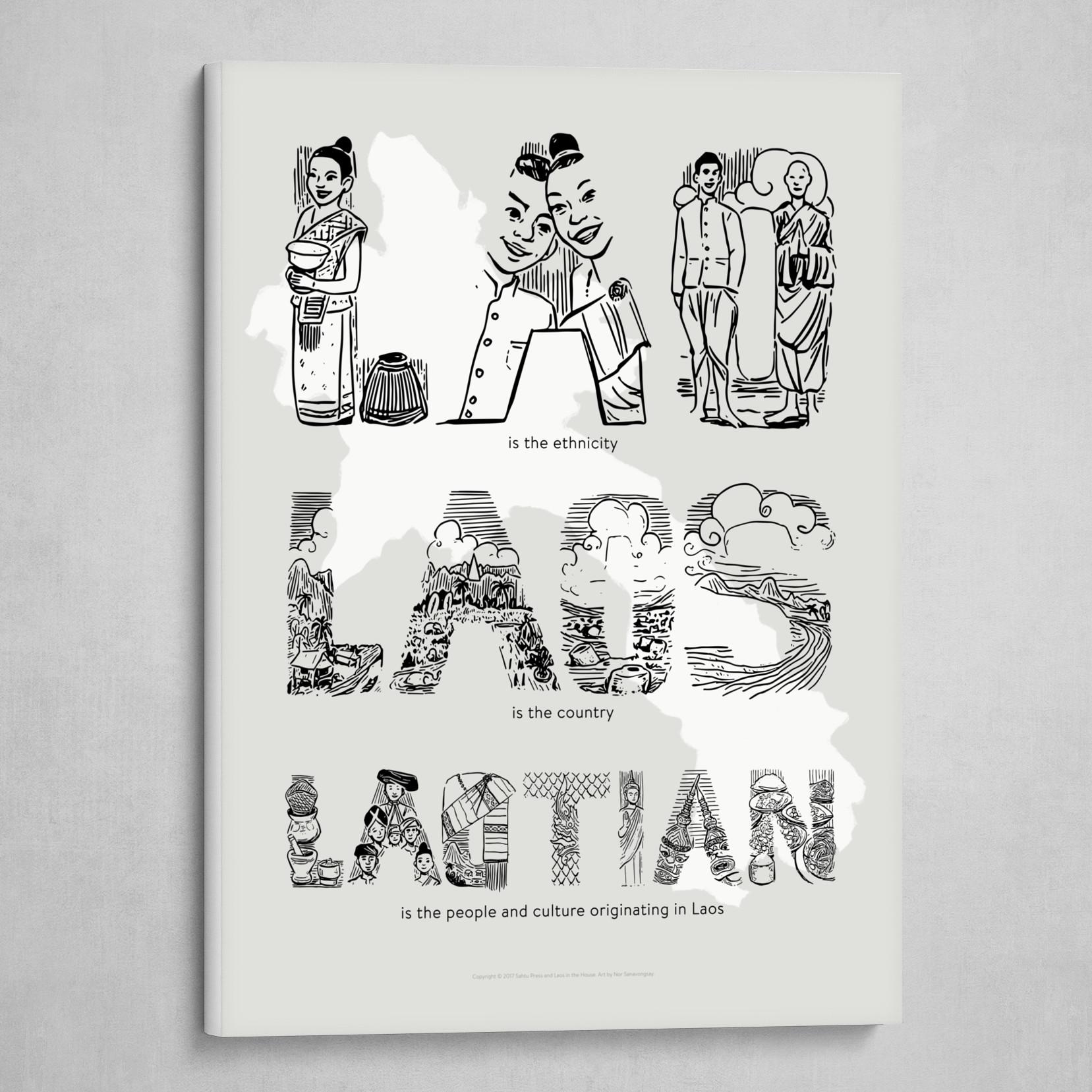 Lao, Laos, Laotian