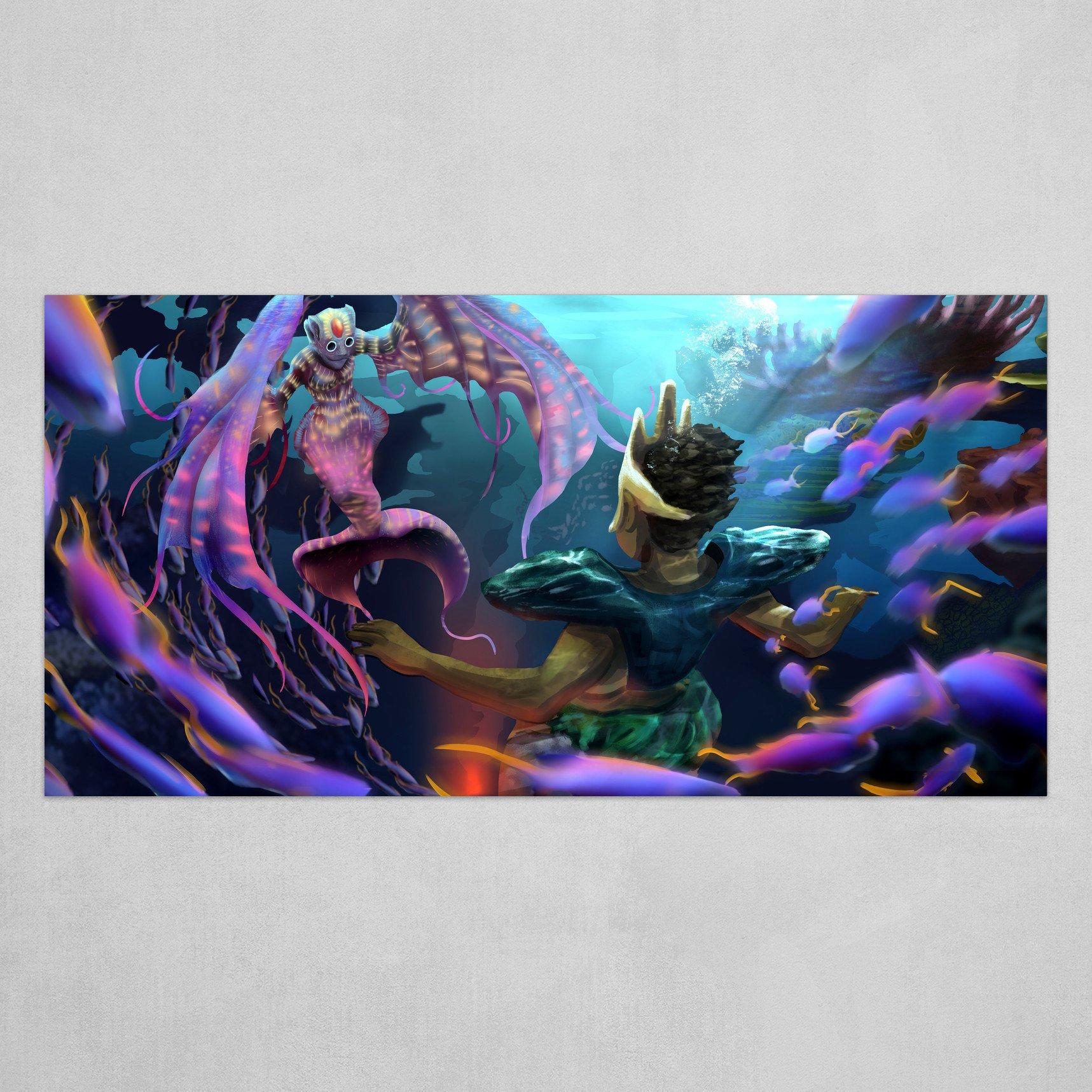 Mojo Underwater