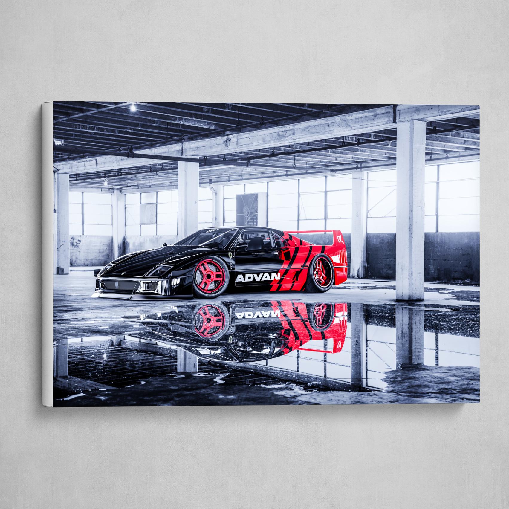 Ferrari F40 Advan