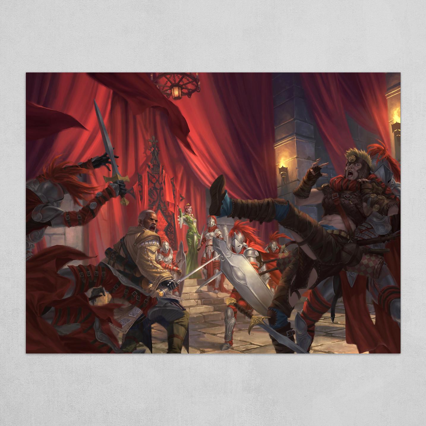 Curse of the Crimson Throne