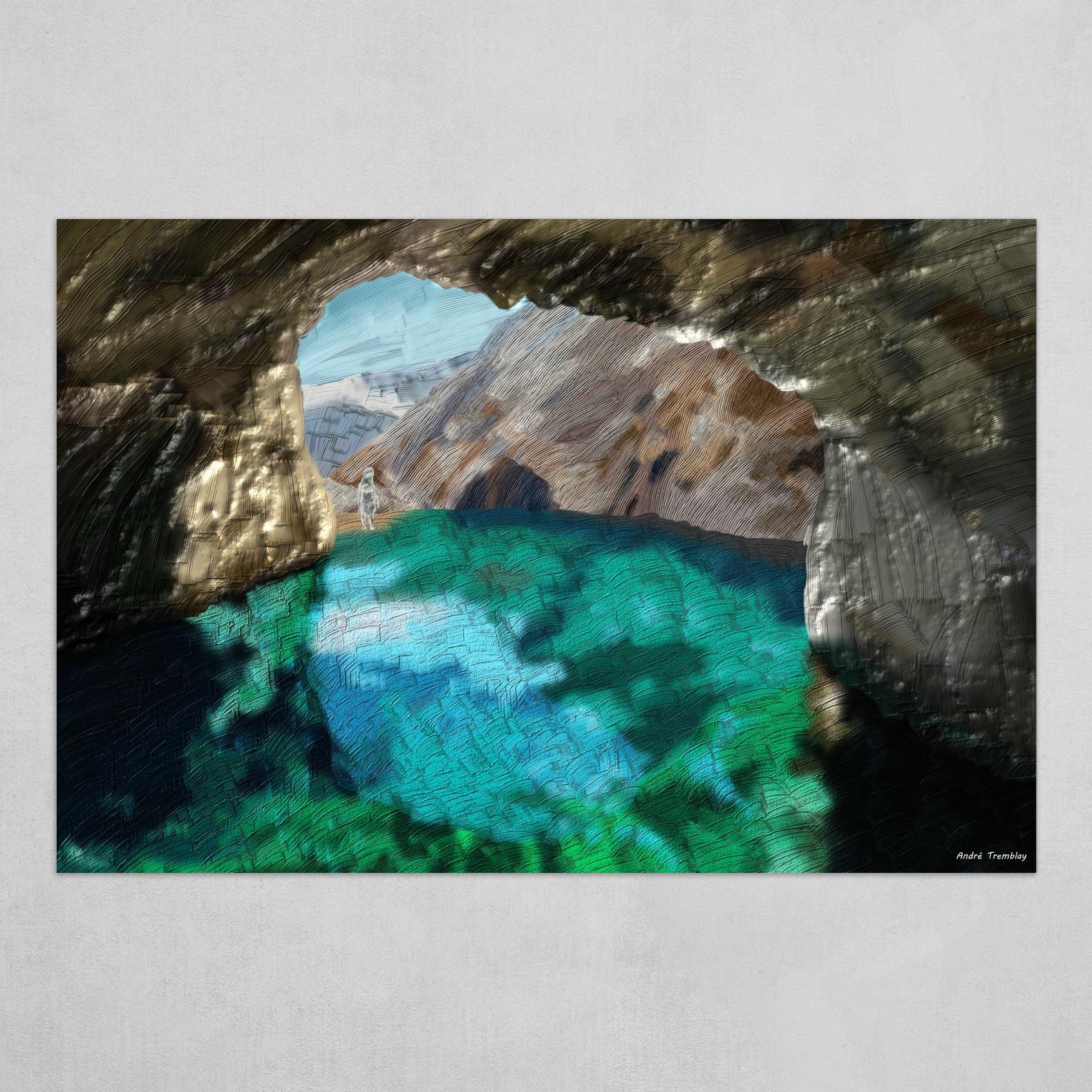 Eden cave