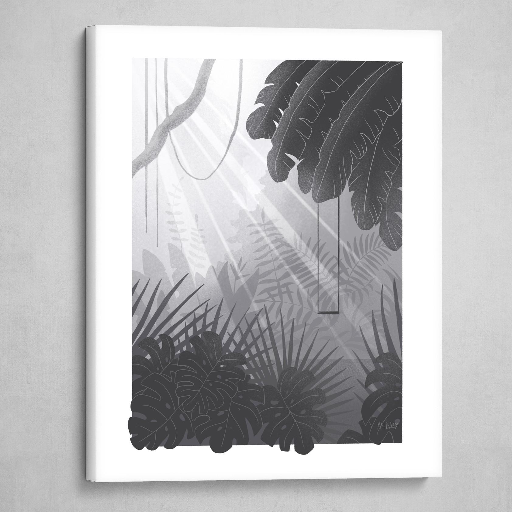 Swing in the Jungle