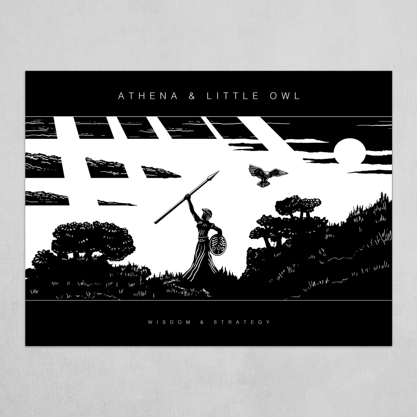 Athena & Little Owl