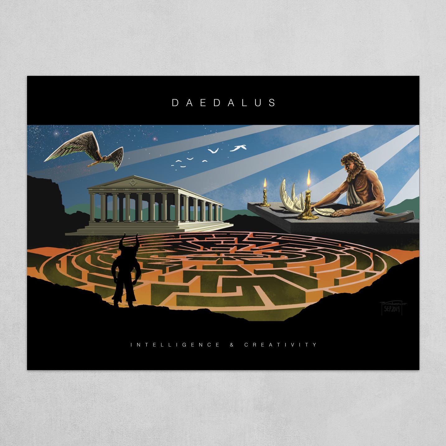 Daedalus - Poster