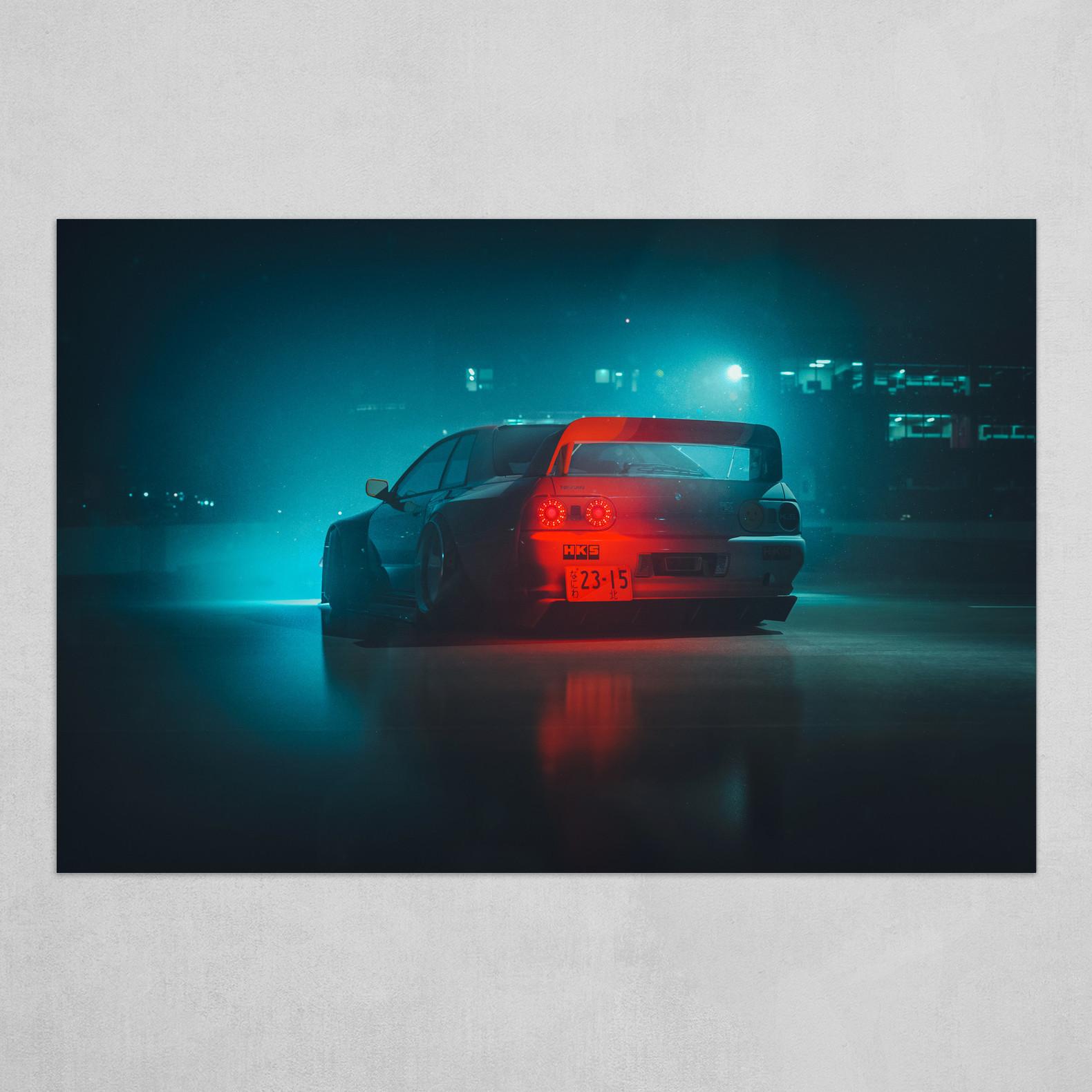 K.S R32 GTR