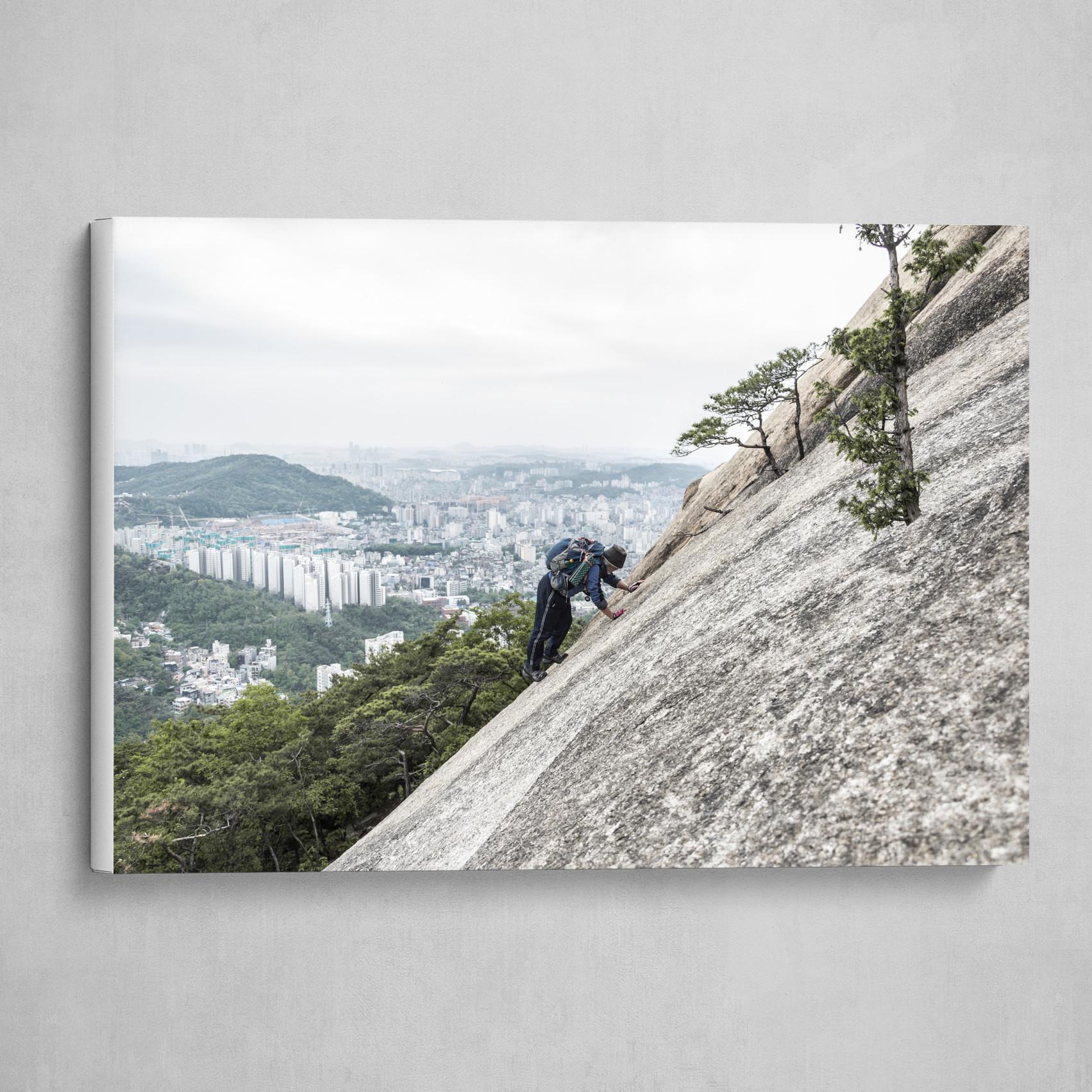 Hiking or Climbing ?