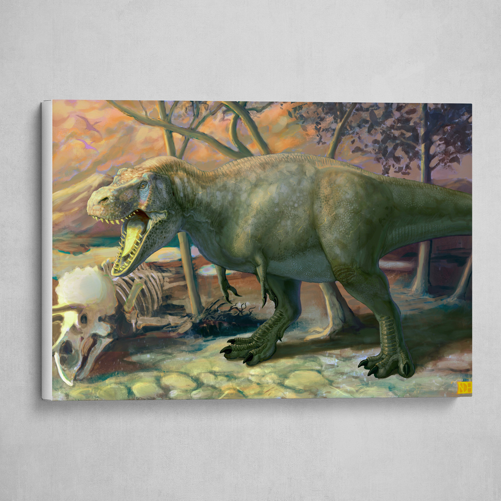 Hell Creek: Tyrannosaurus Rex