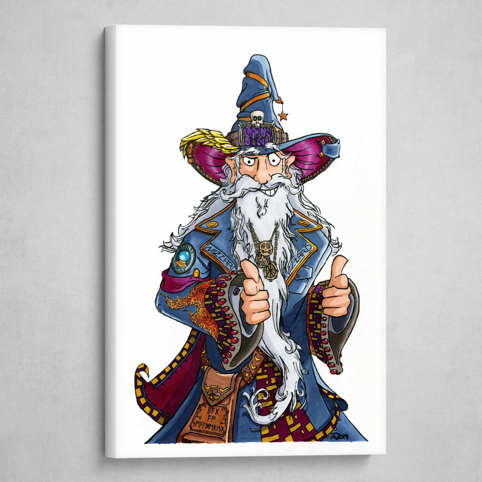 Lounge Wizard