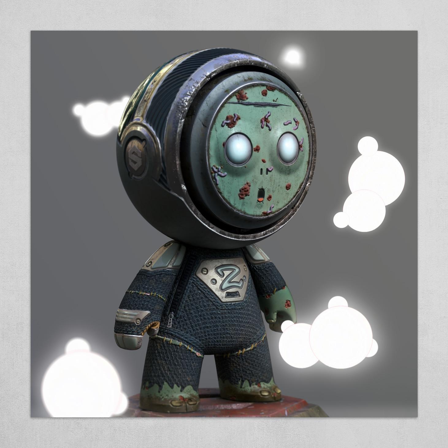 MEETMAT Le Zombie