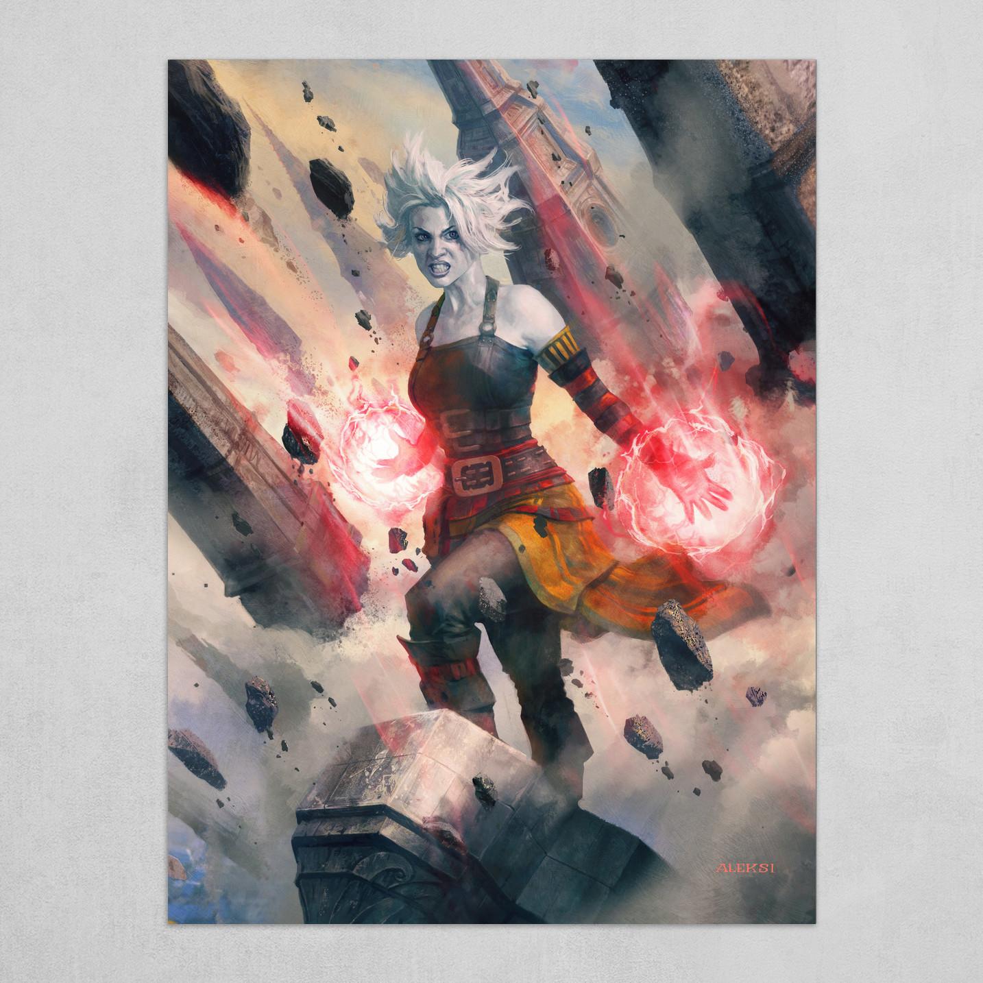 Nahiri, Rival of Stone