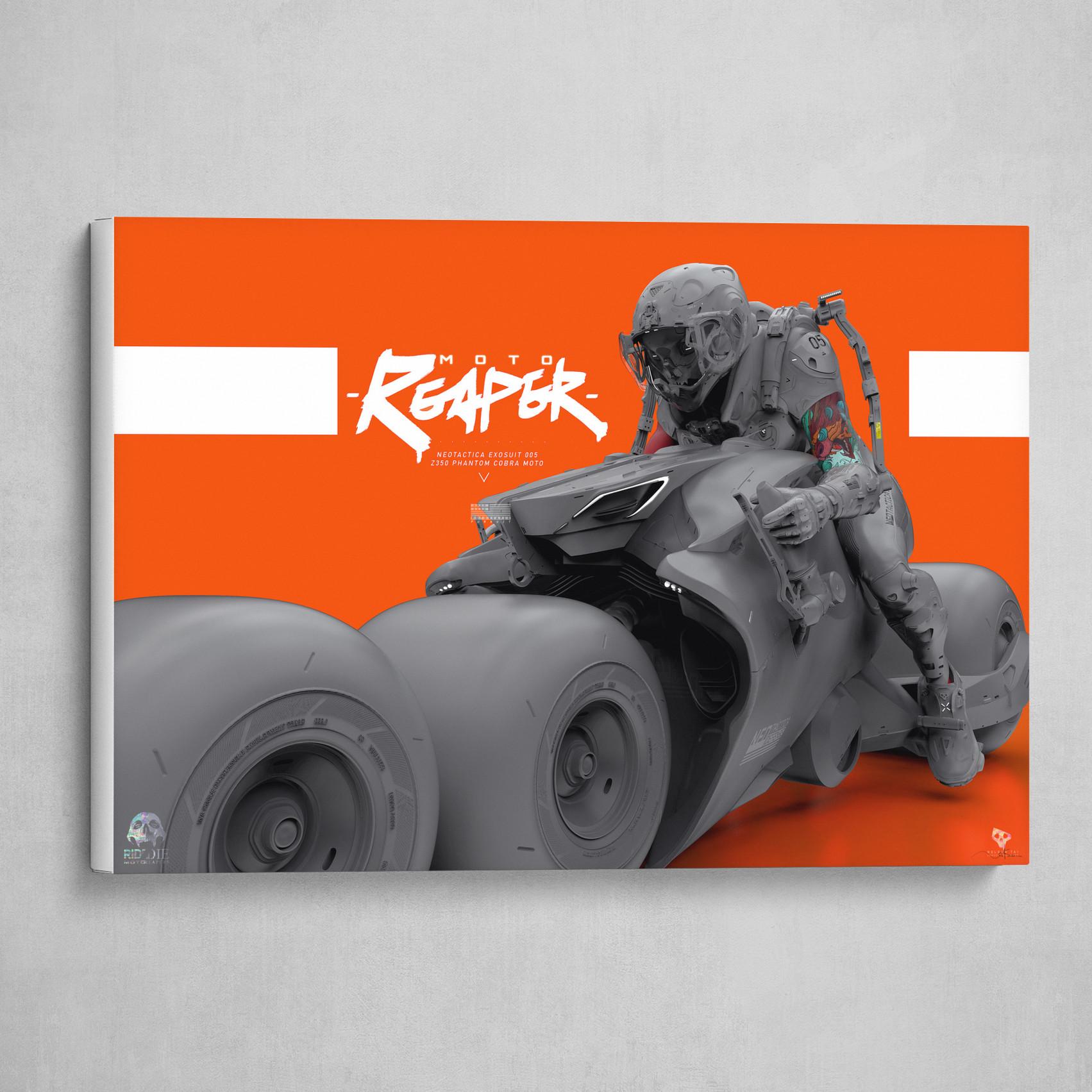 pursuit | motoREAPER 2.01
