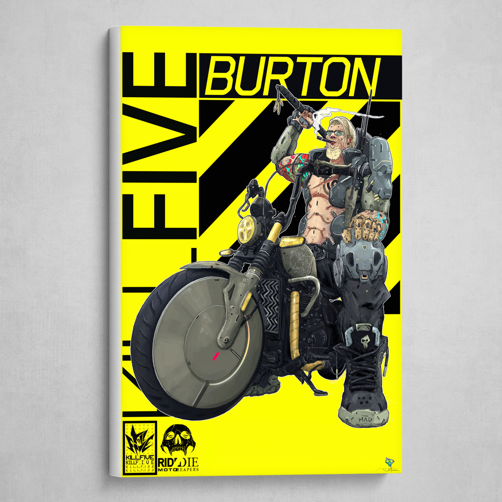 BURTON | KILLFIVE