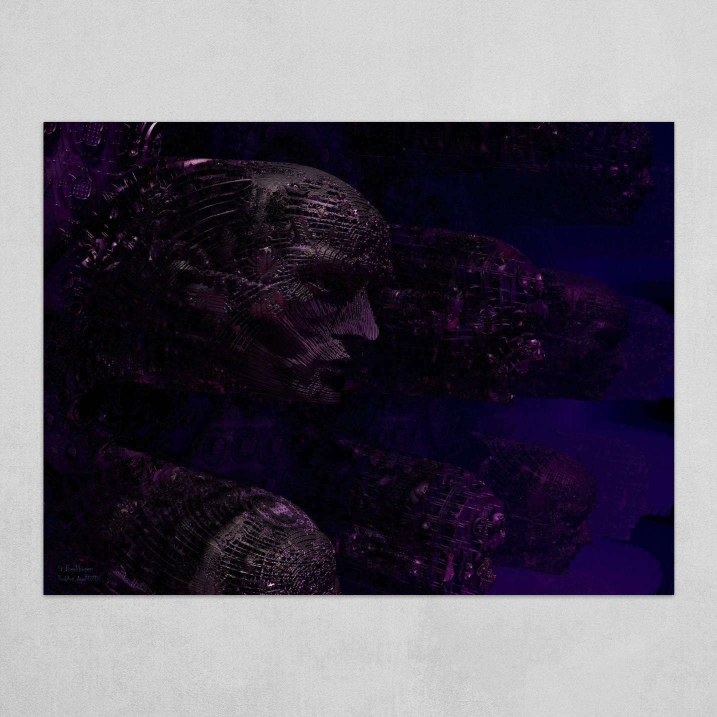 Remember Human - The Dark Chamber