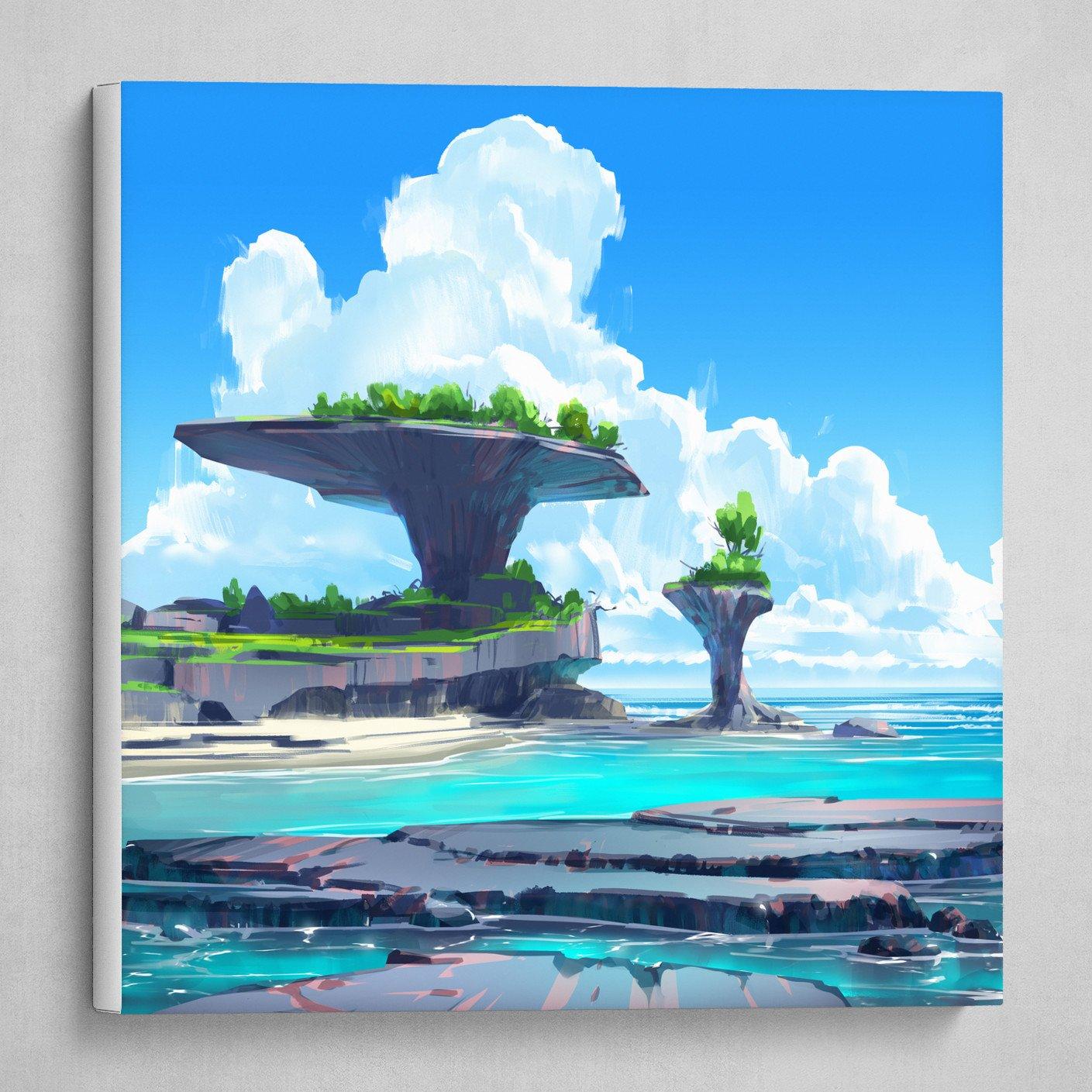 Sea Rocks 1