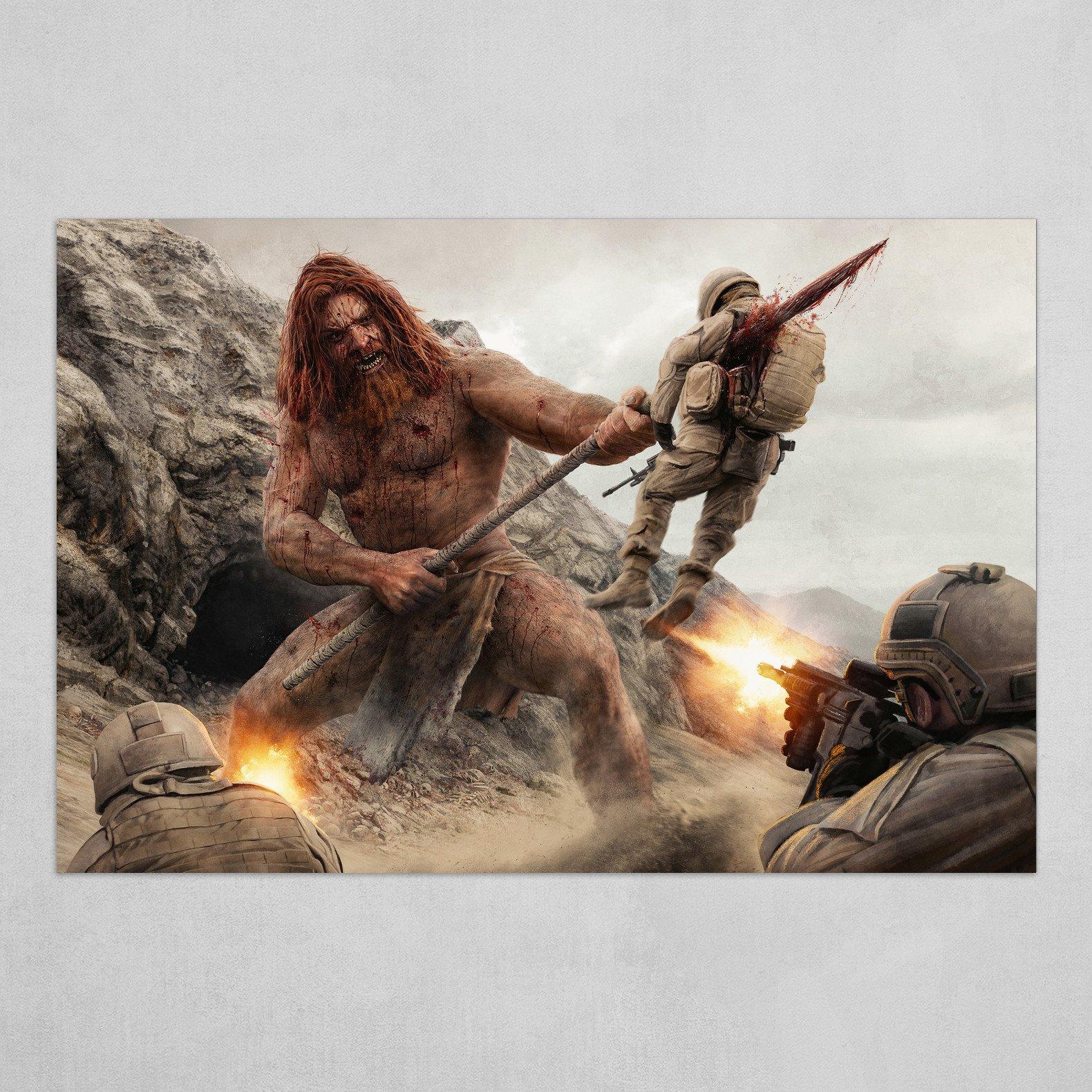 Kandahar Giant