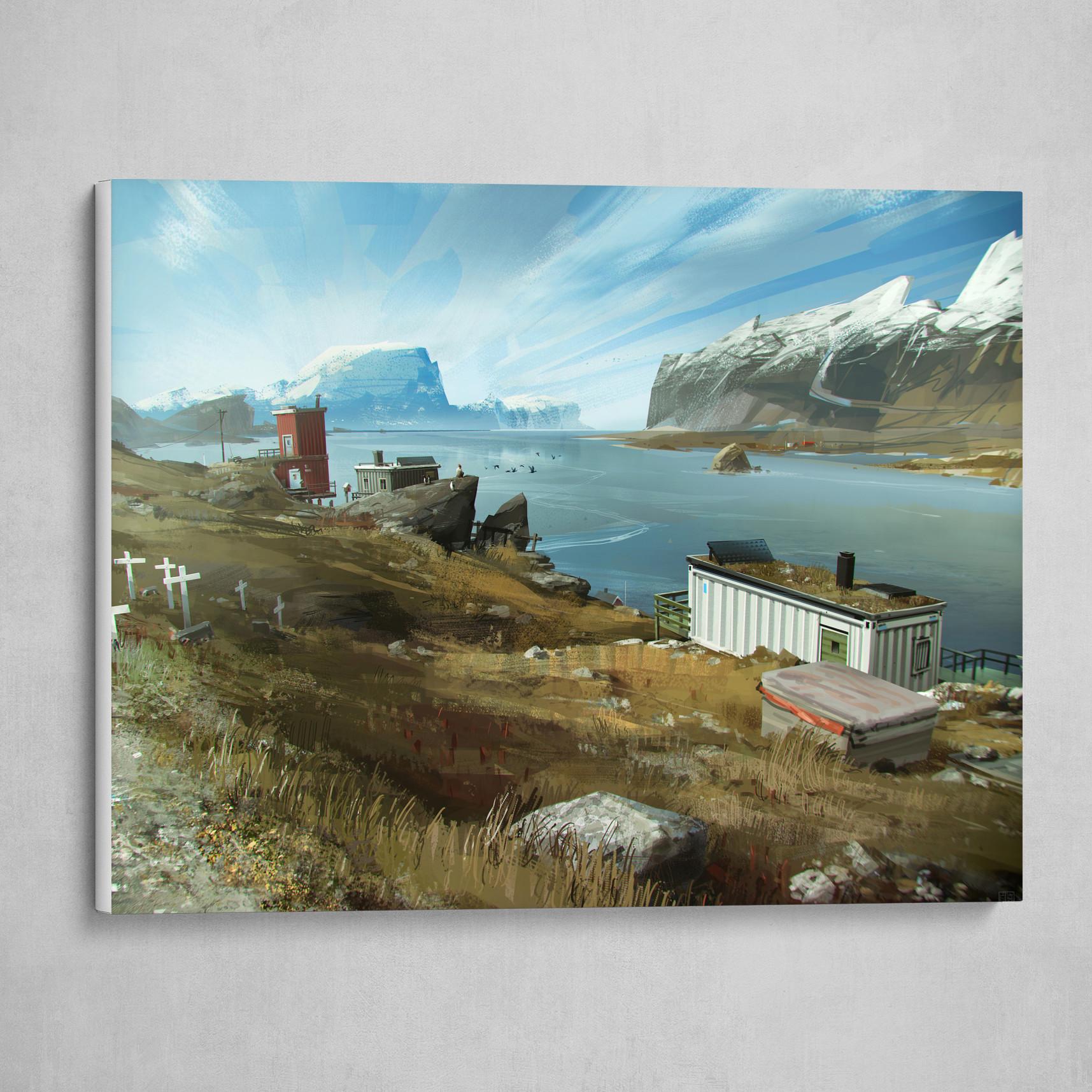 Greenland VPA