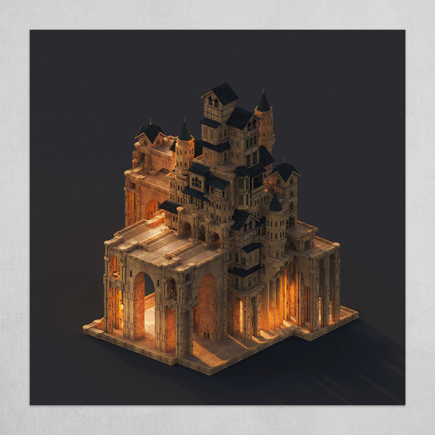 Victorian Castle