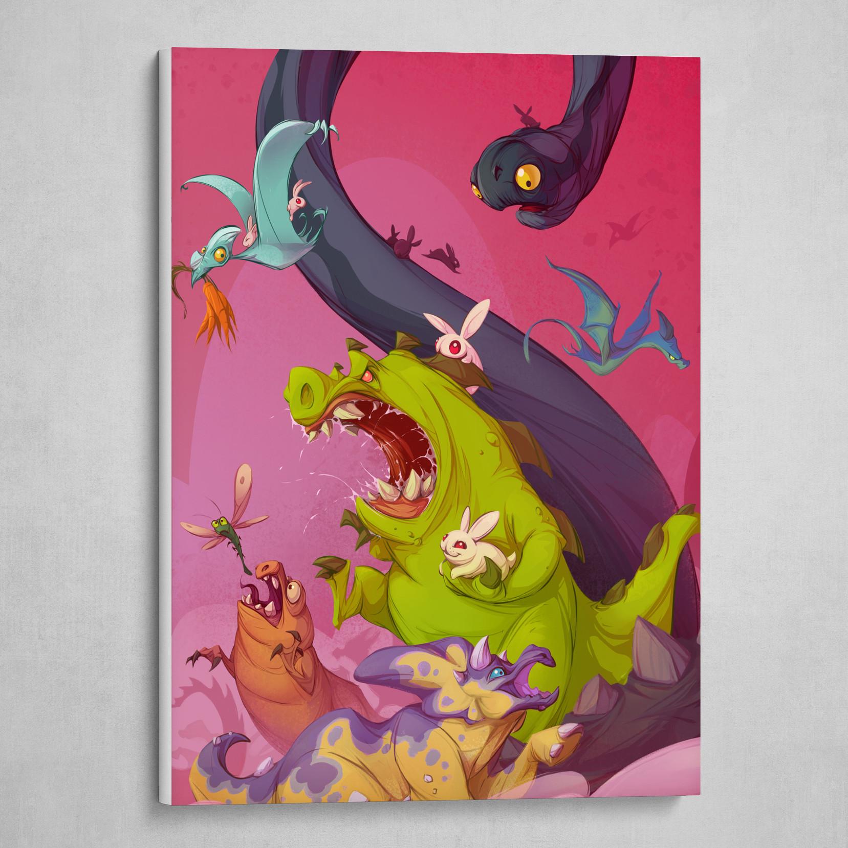 DinoWabbits