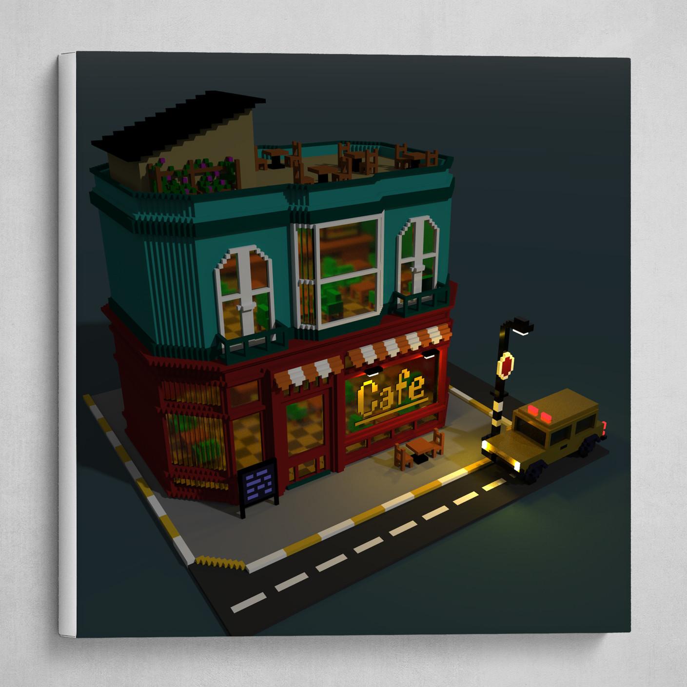 Midnight Cafe