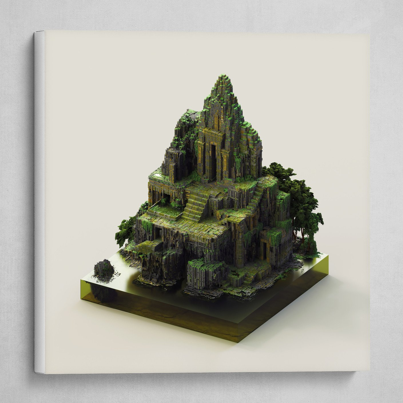 """Lost Temple II"""