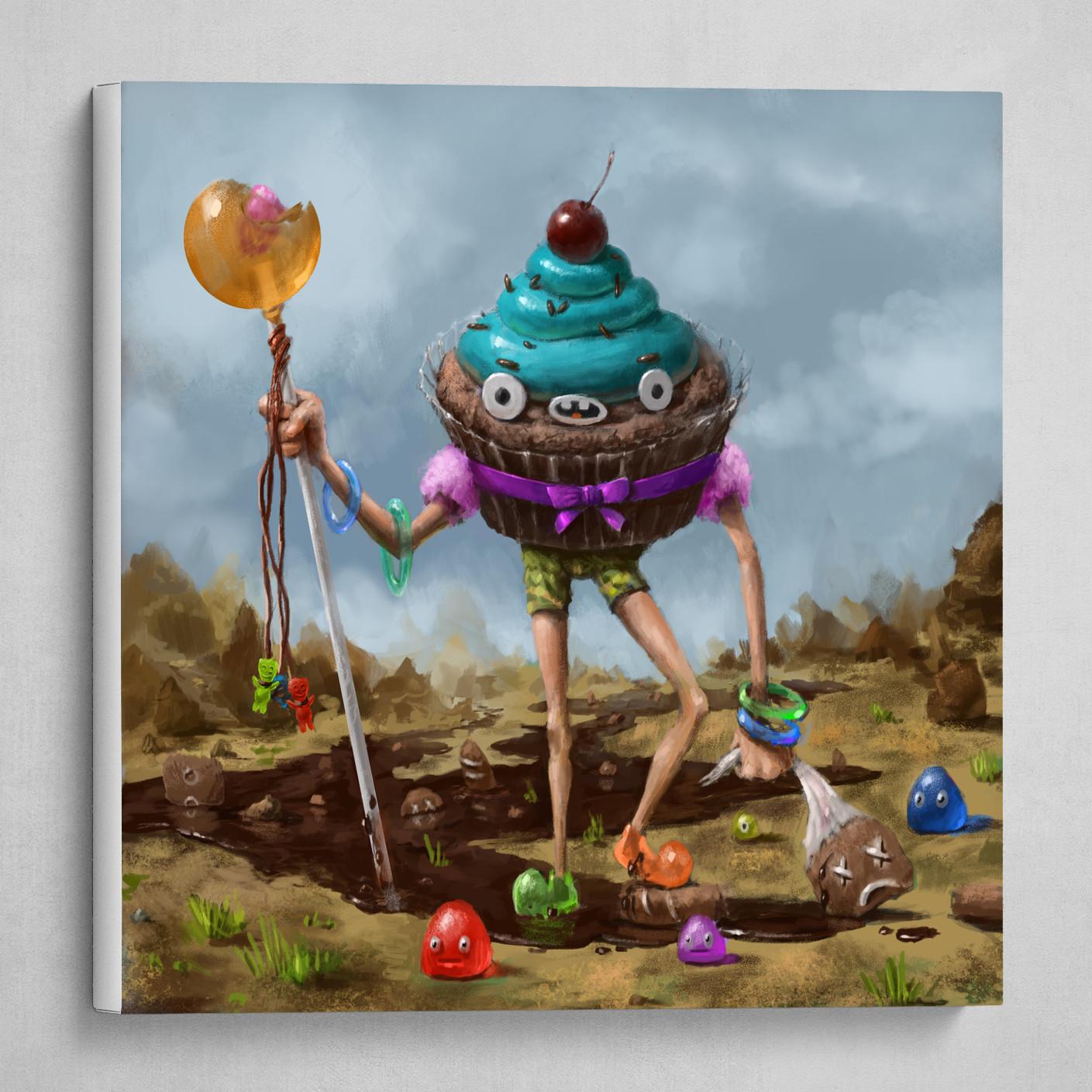 The Cupcake Shaman