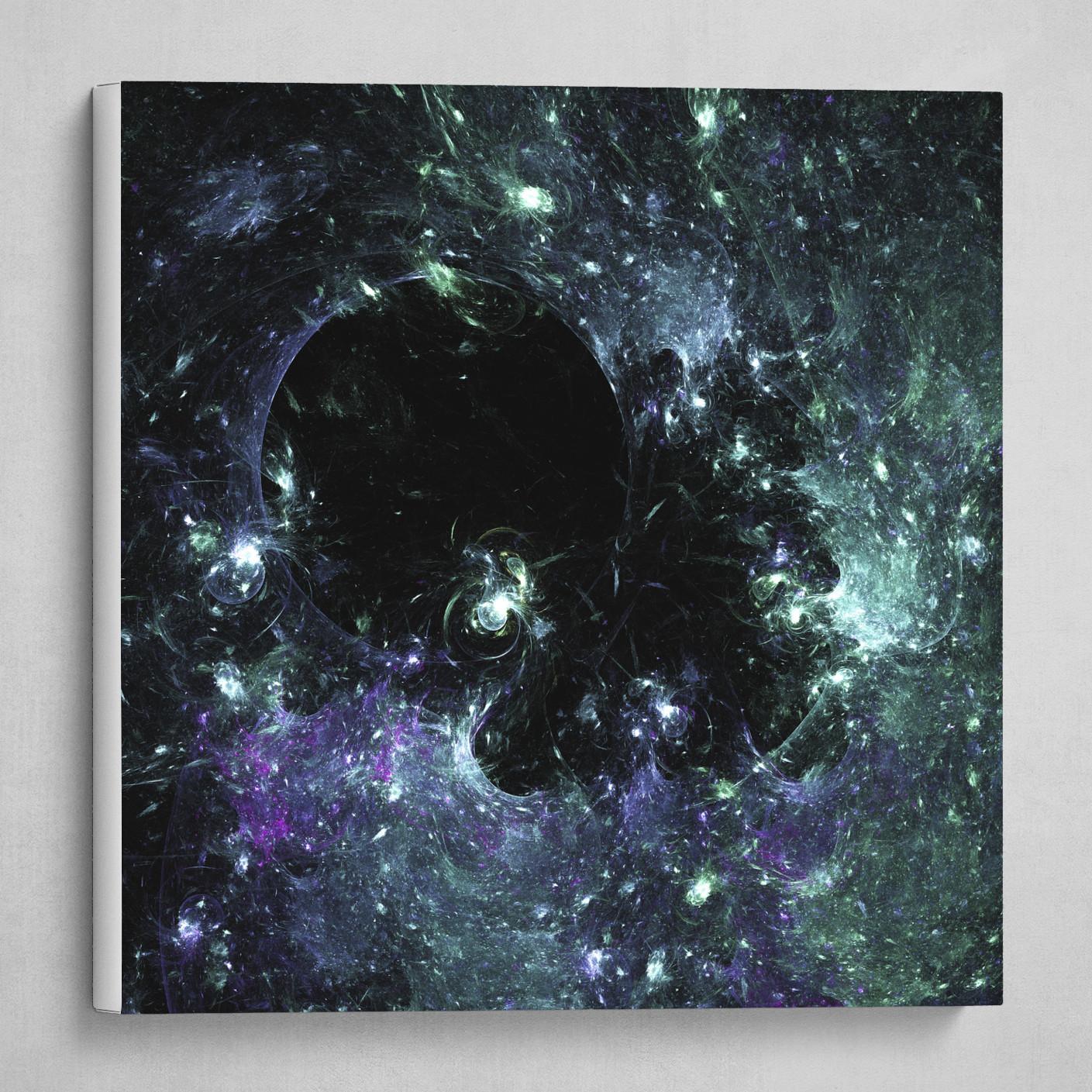 fractal world 3 space