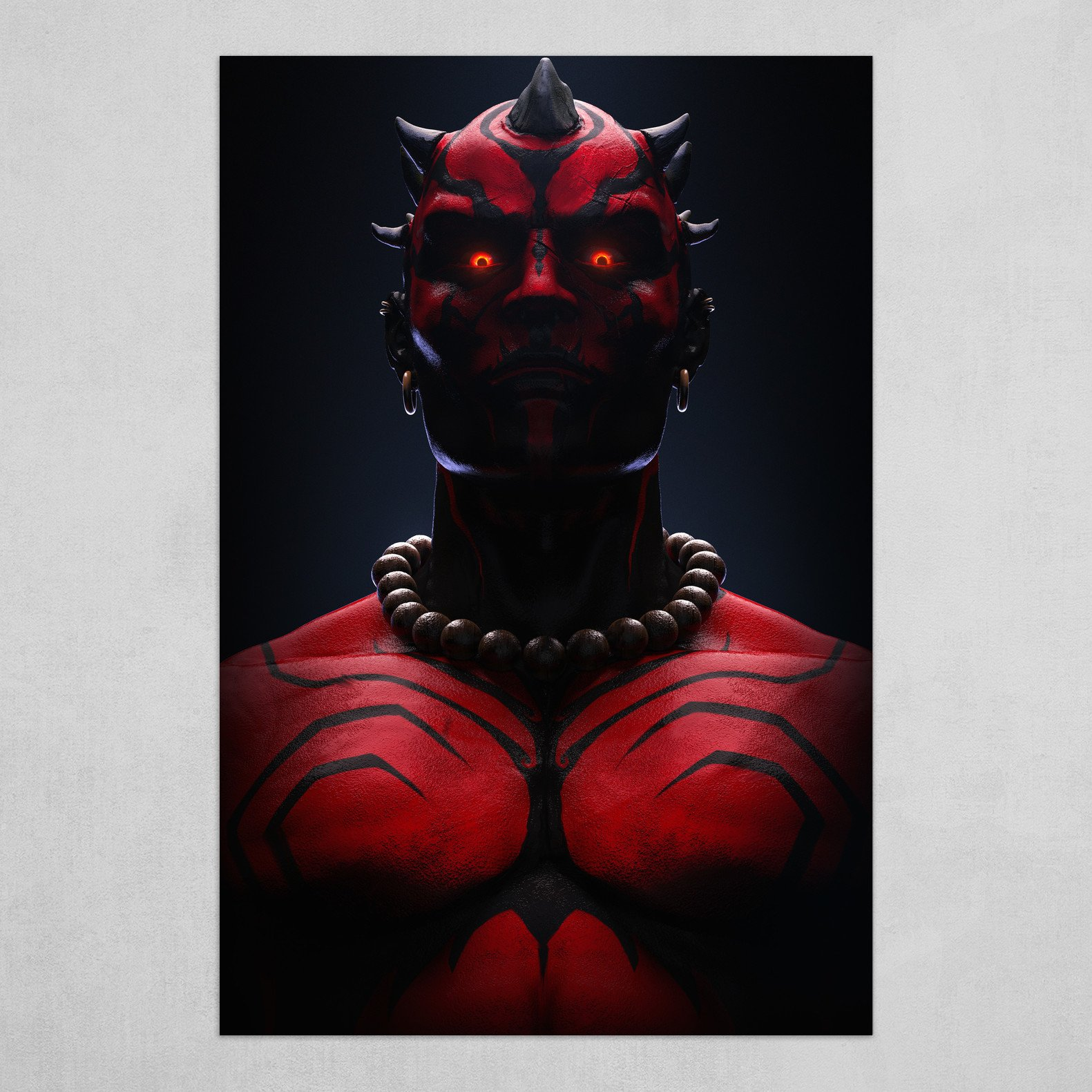 Darth Maul Death Stare