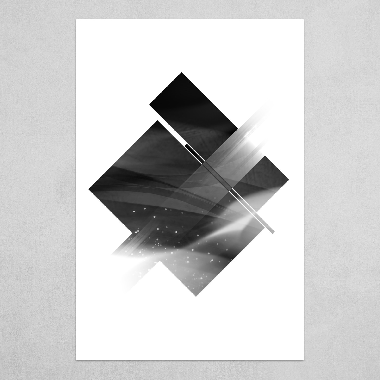 Abstract Square