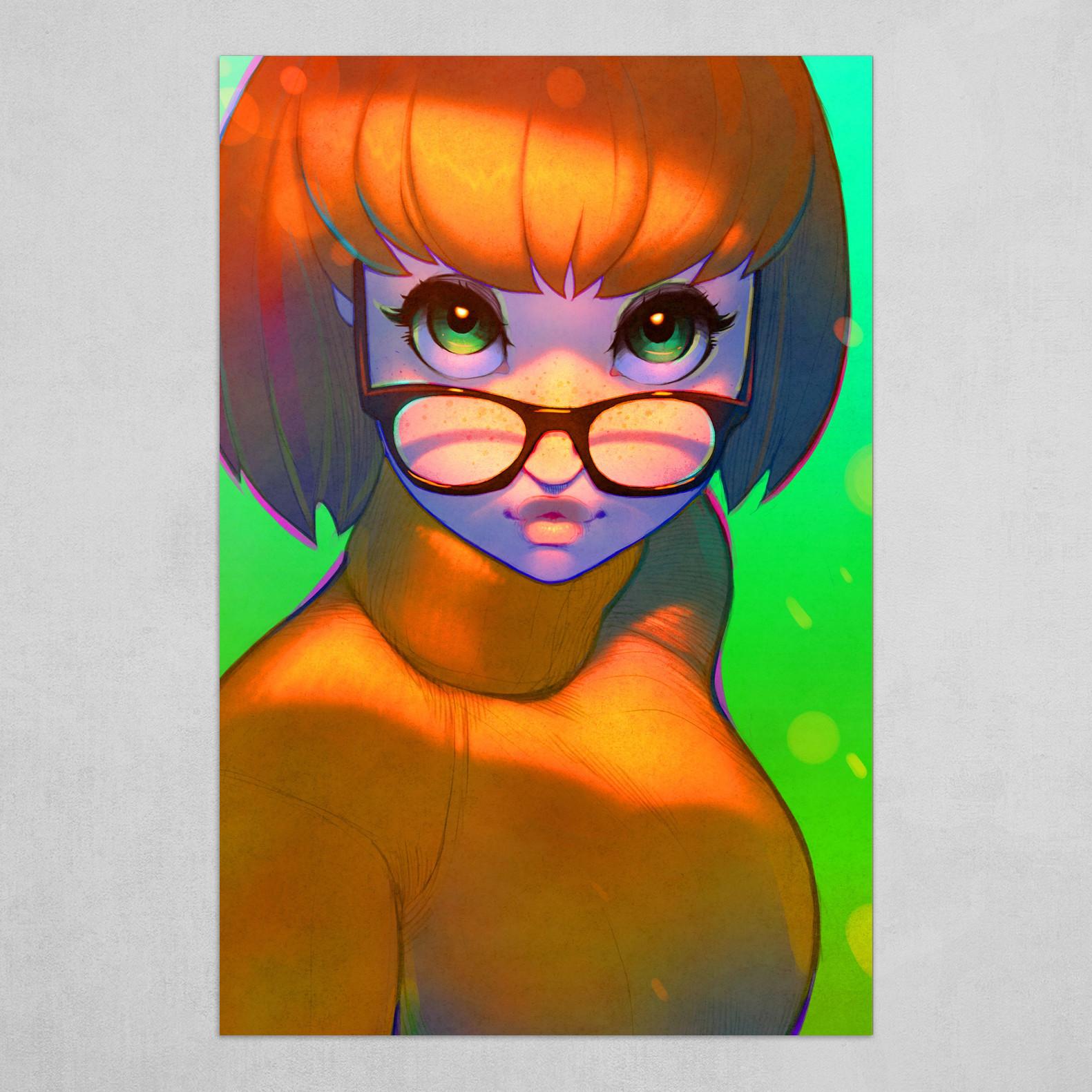 Velma - Scooby-Doo
