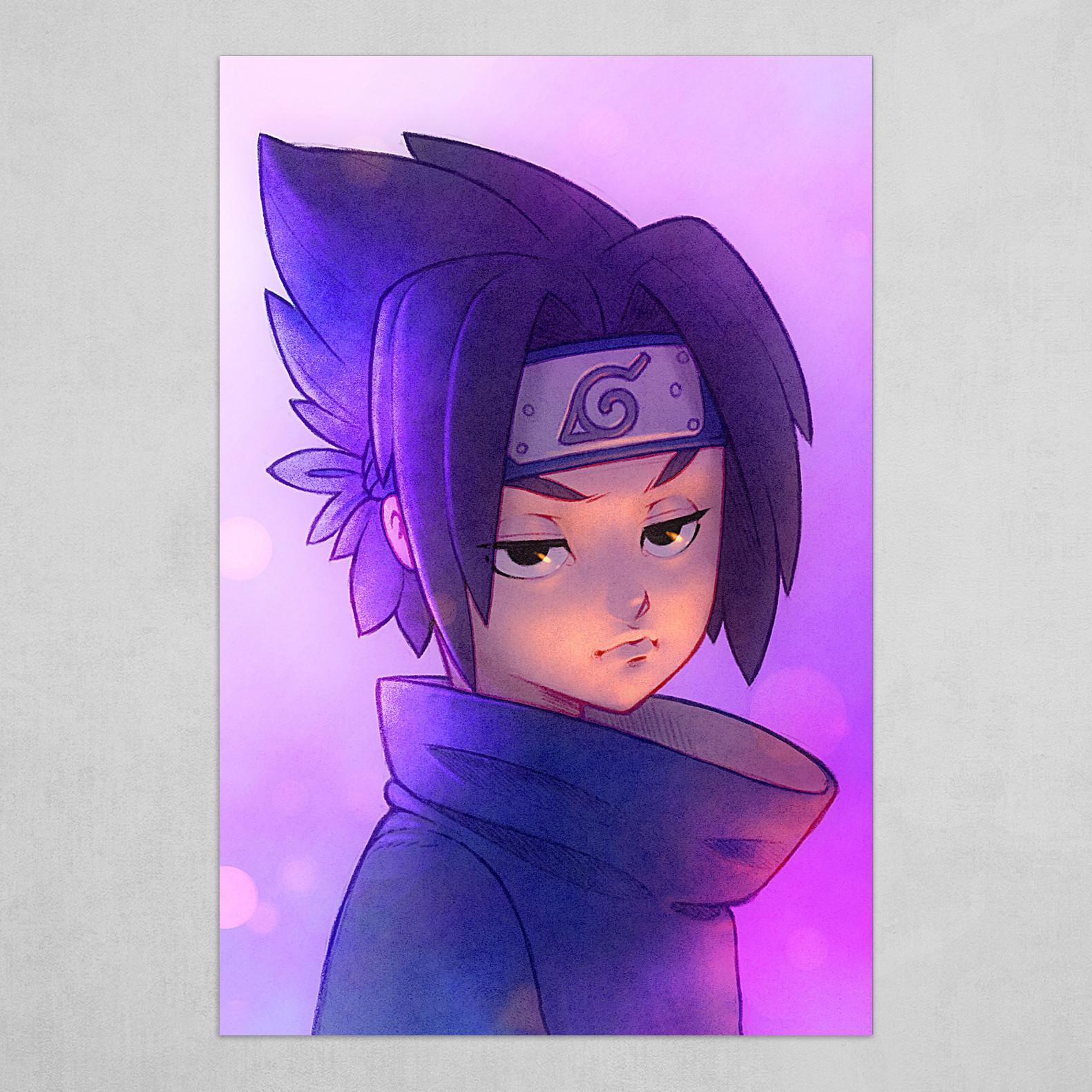 Sasuke - Naruto