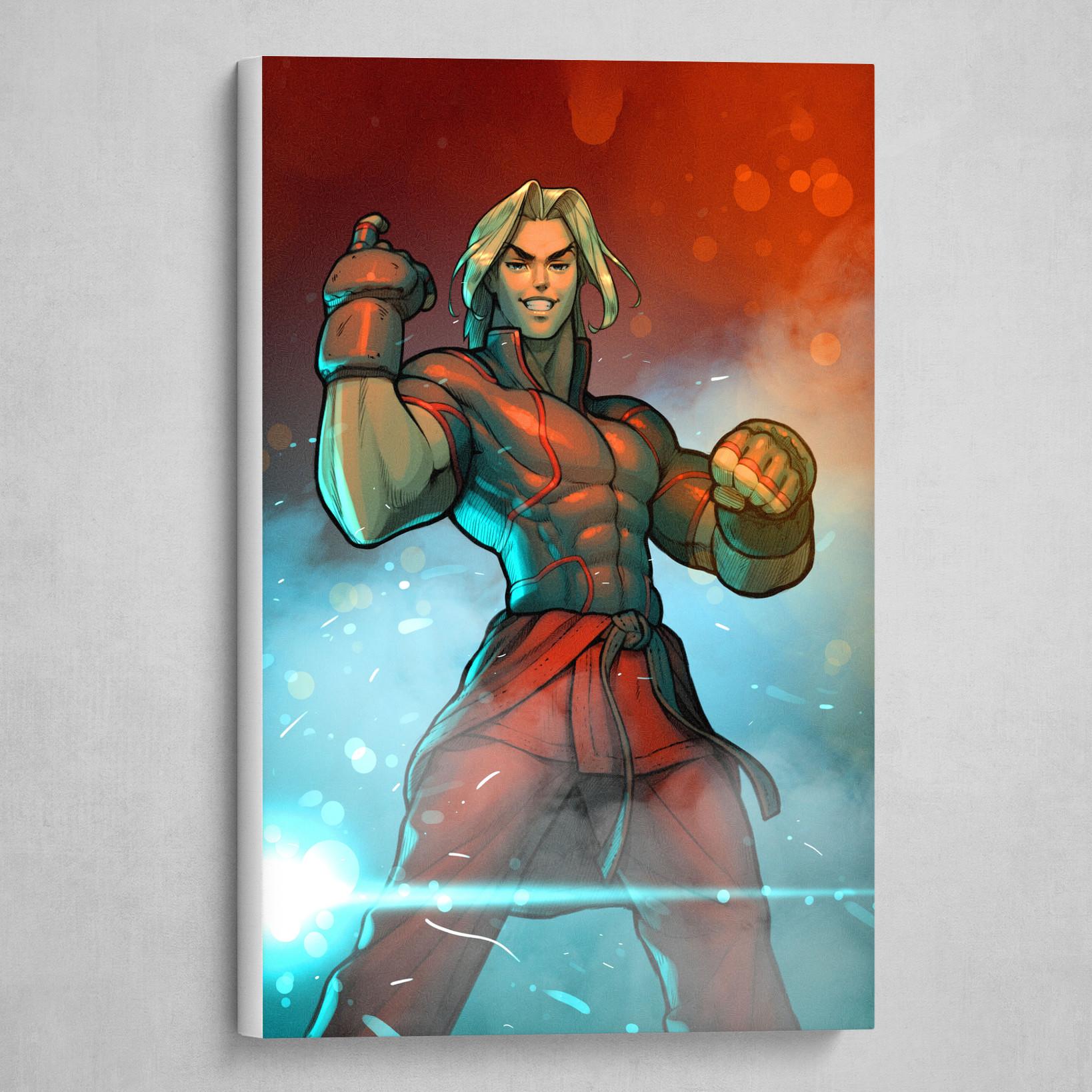 Ken - Street Fighter
