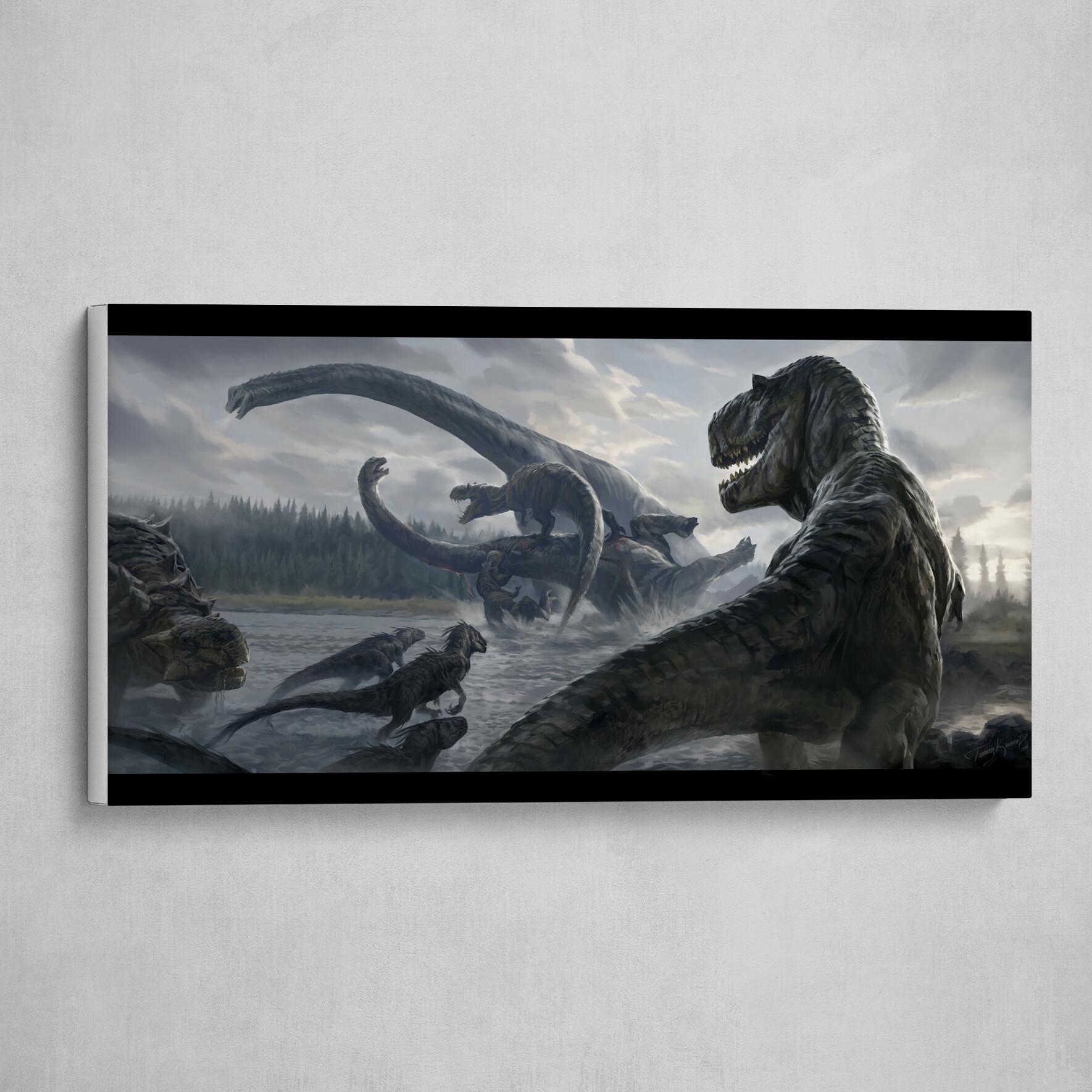 Sauropod Attack!