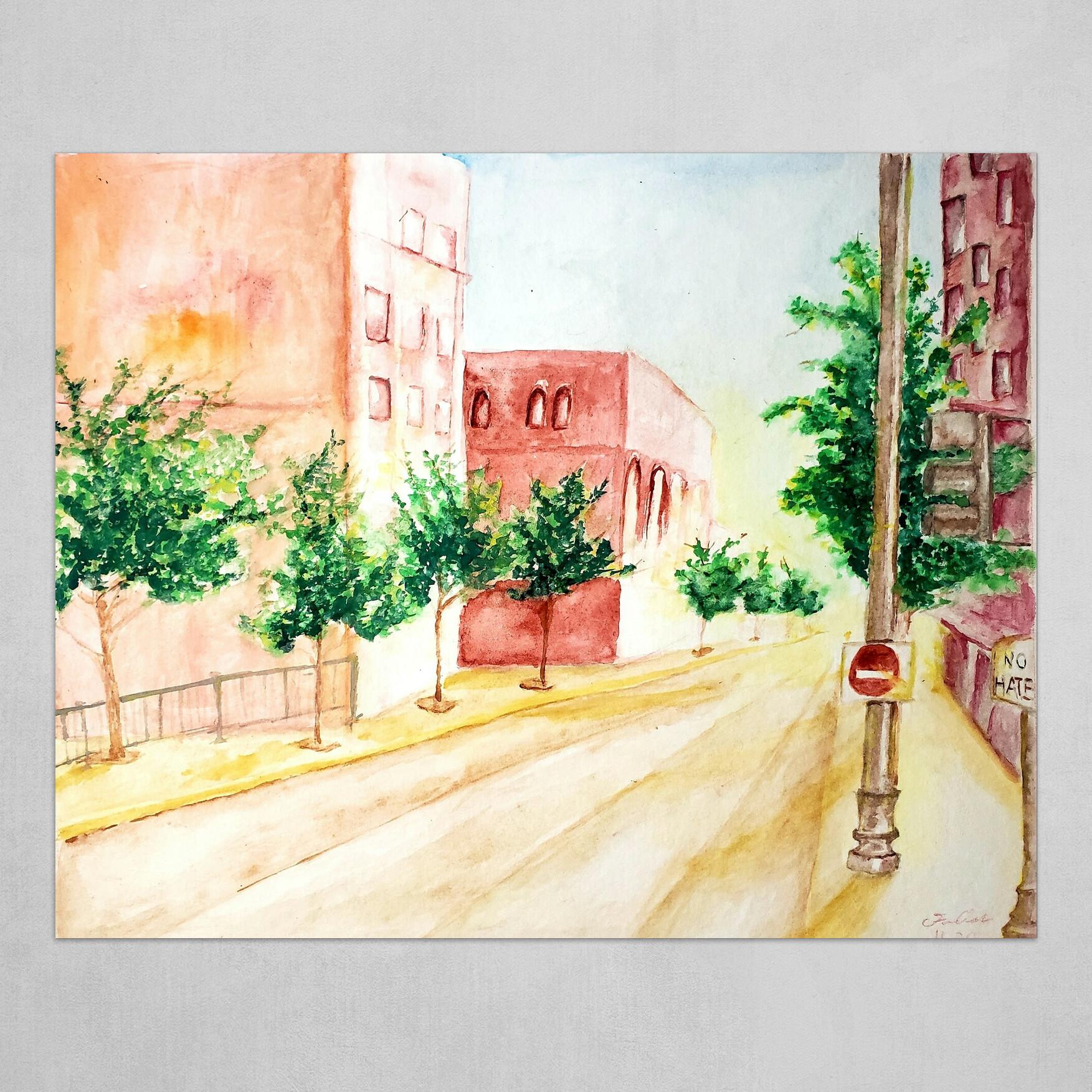 Downtown Path v01