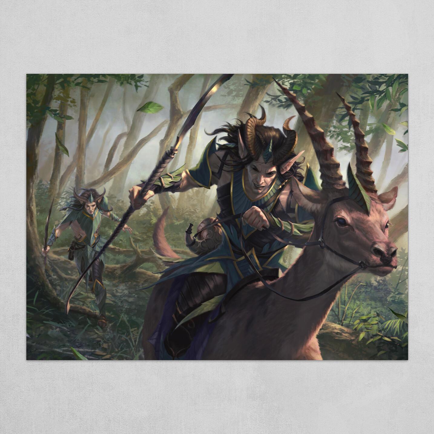 Exquisite Huntmaster