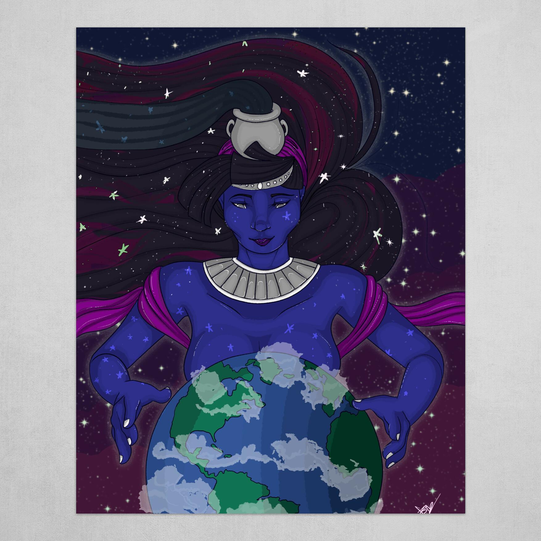 Mistress of the Heavens