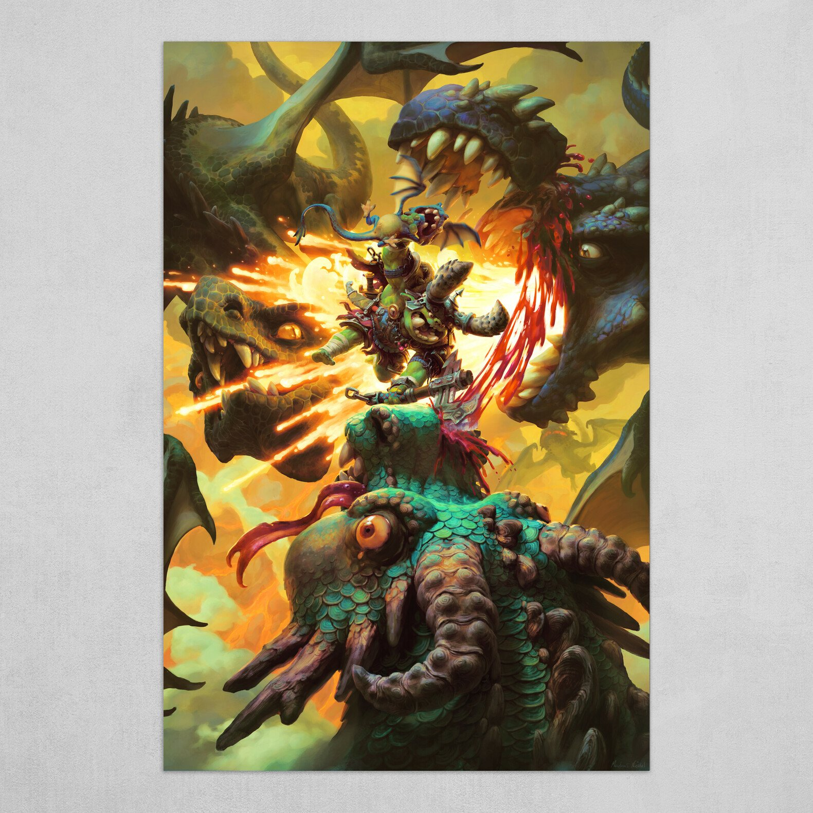 Ork Super-Chieftain