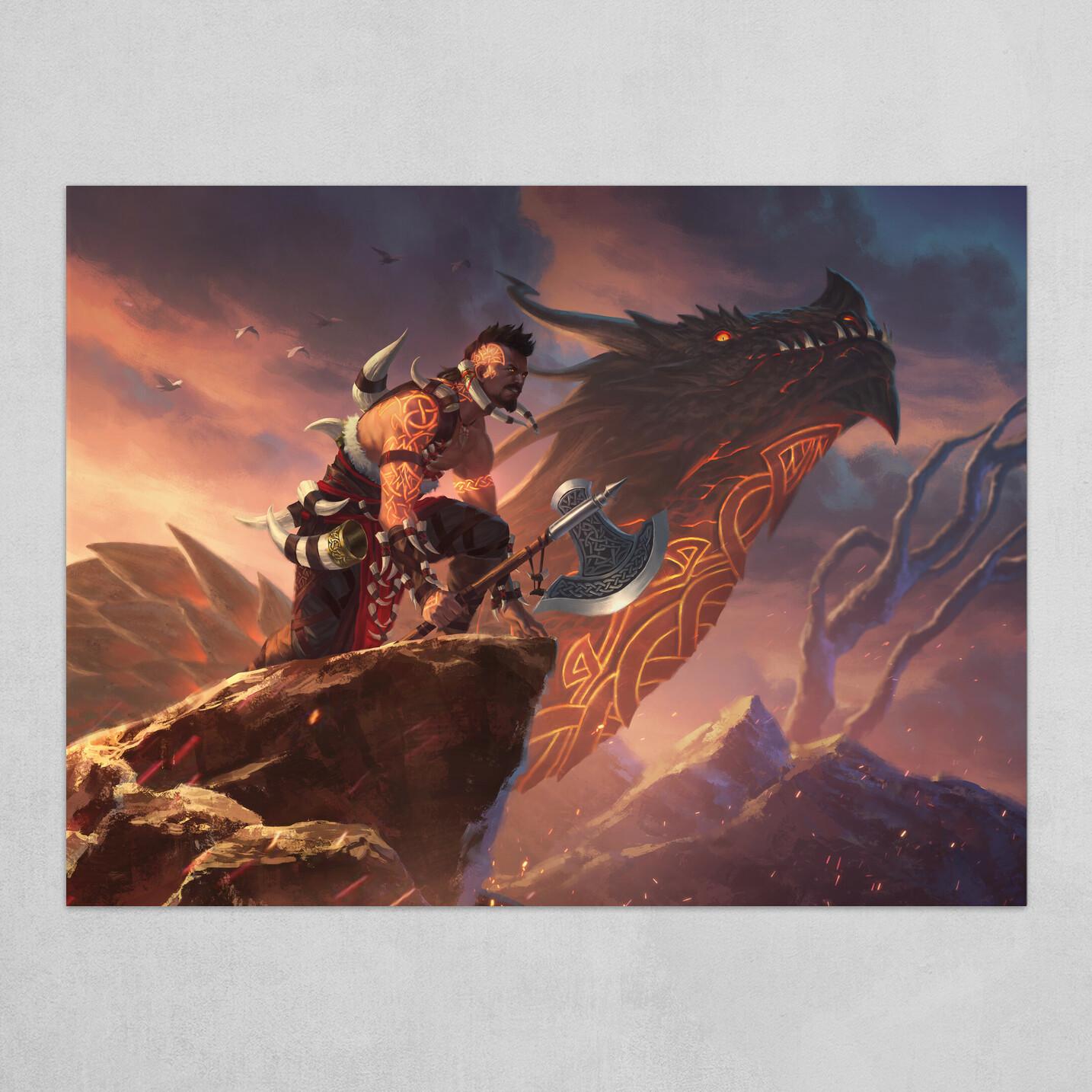 Dragonkin Berserker