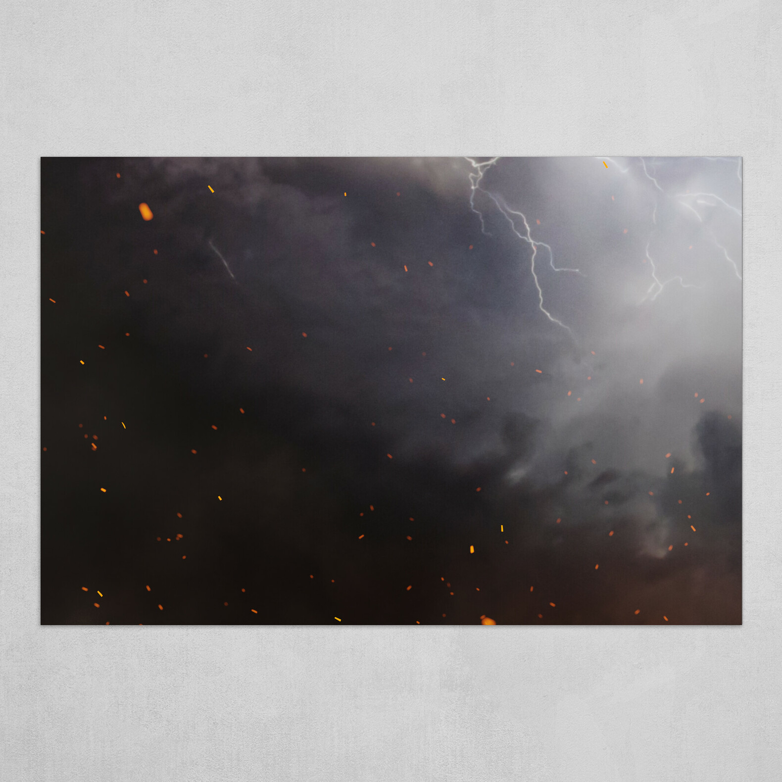 Fire and Storm