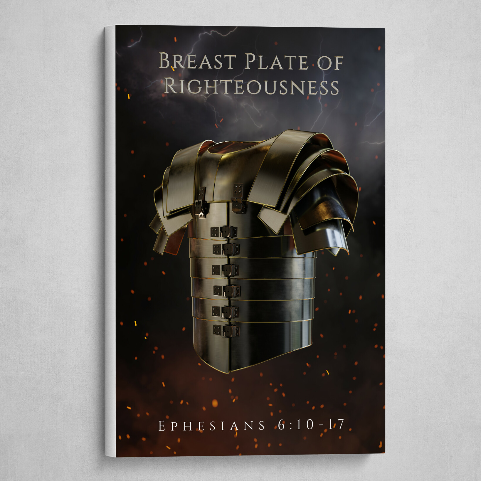 Breast Plate of Righteousness