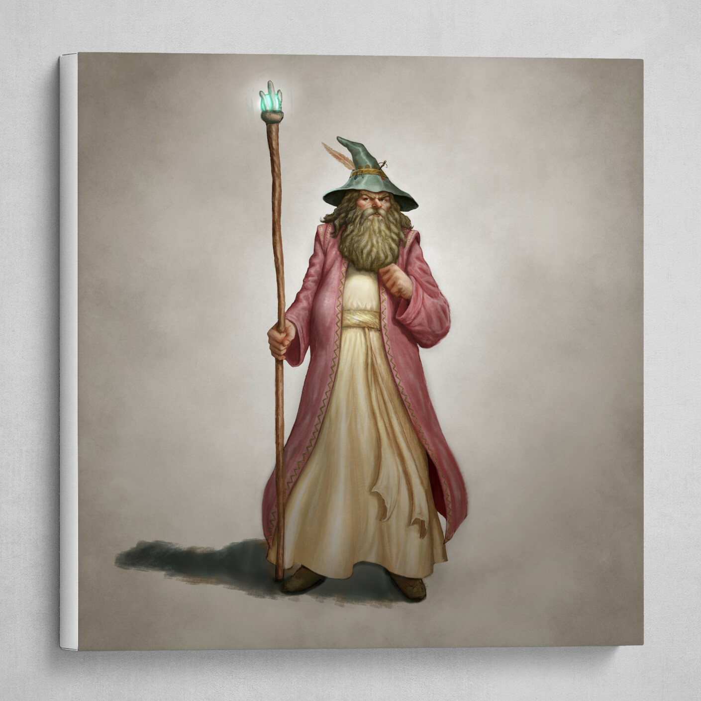 A Portrait of the Wizard as a Young Man